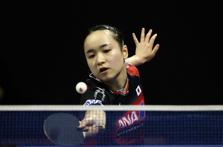 Eighteen-year-old Mima Ito won an Olympic team bronze with Japan at Rio 2016 and forms part of an exciting challenge to Chinese domination at the ITTF World Championships in Budapest ©Getty Images