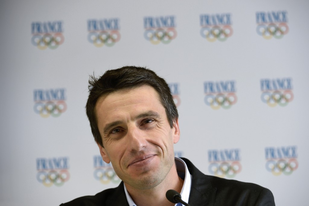 """Tony Estanguet has said there will be """"no Olympic and Paralympic Games in Paris in 2028"""" ©Getty Images"""