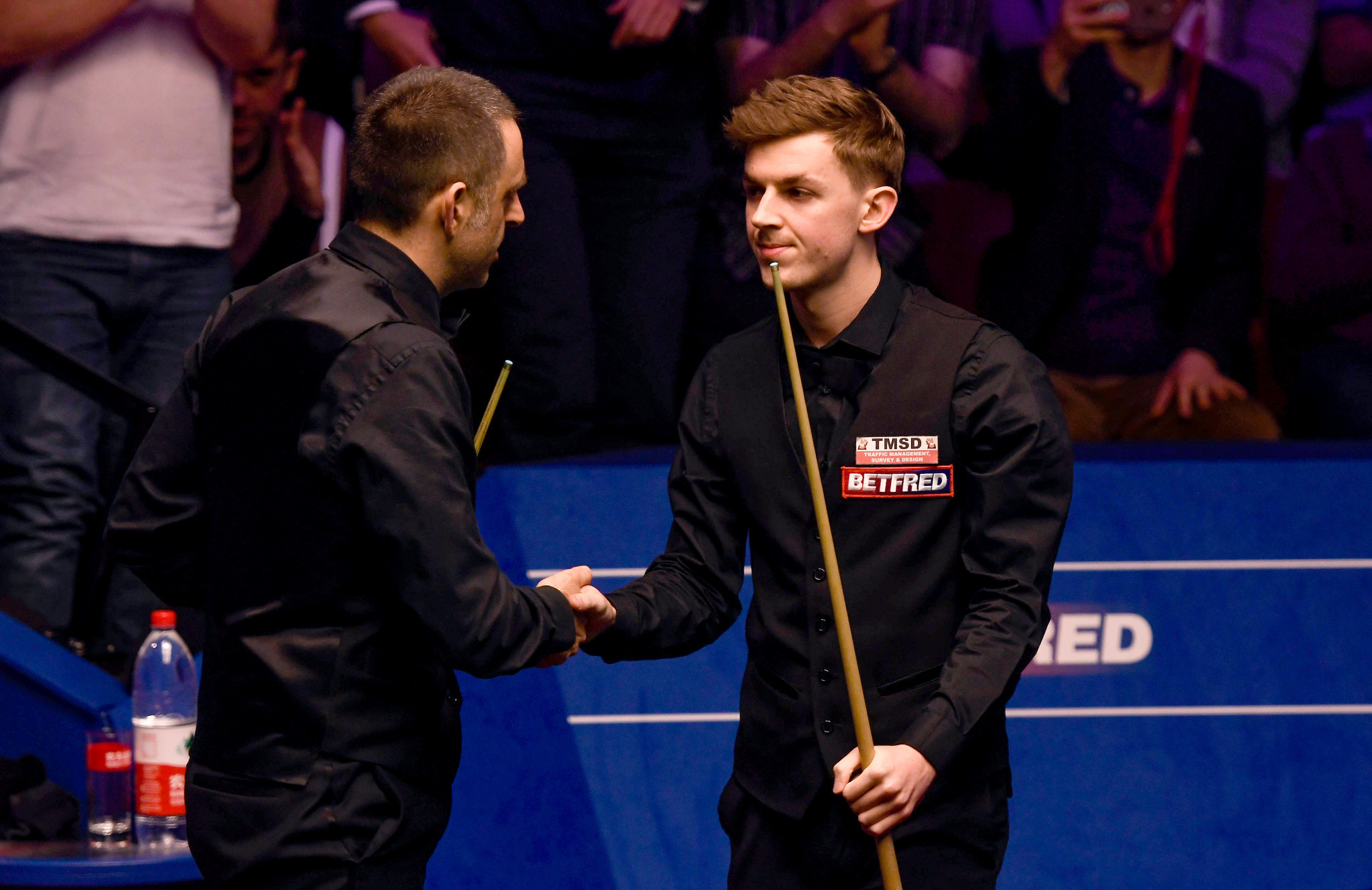 O'Sullivan loses first-round match against amateur in World Snooker Championships' biggest shock
