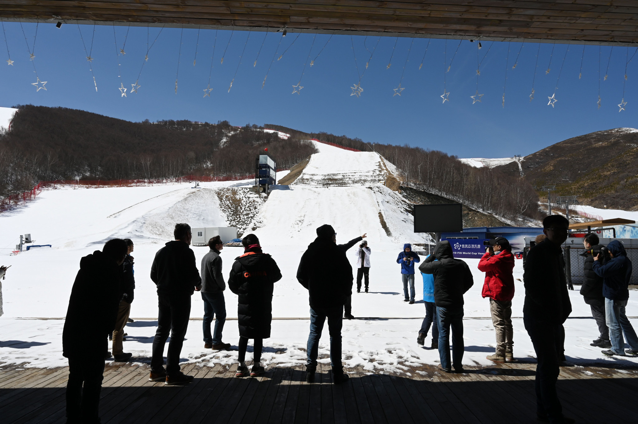 Hebei province has seen an increase in winter sport participation ©Getty Images