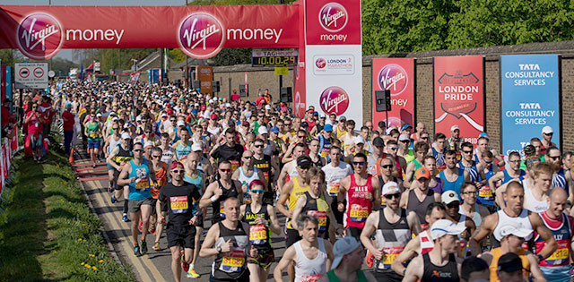 The Age Group World Championships will form part of next year's London Marathon ©London Marathon