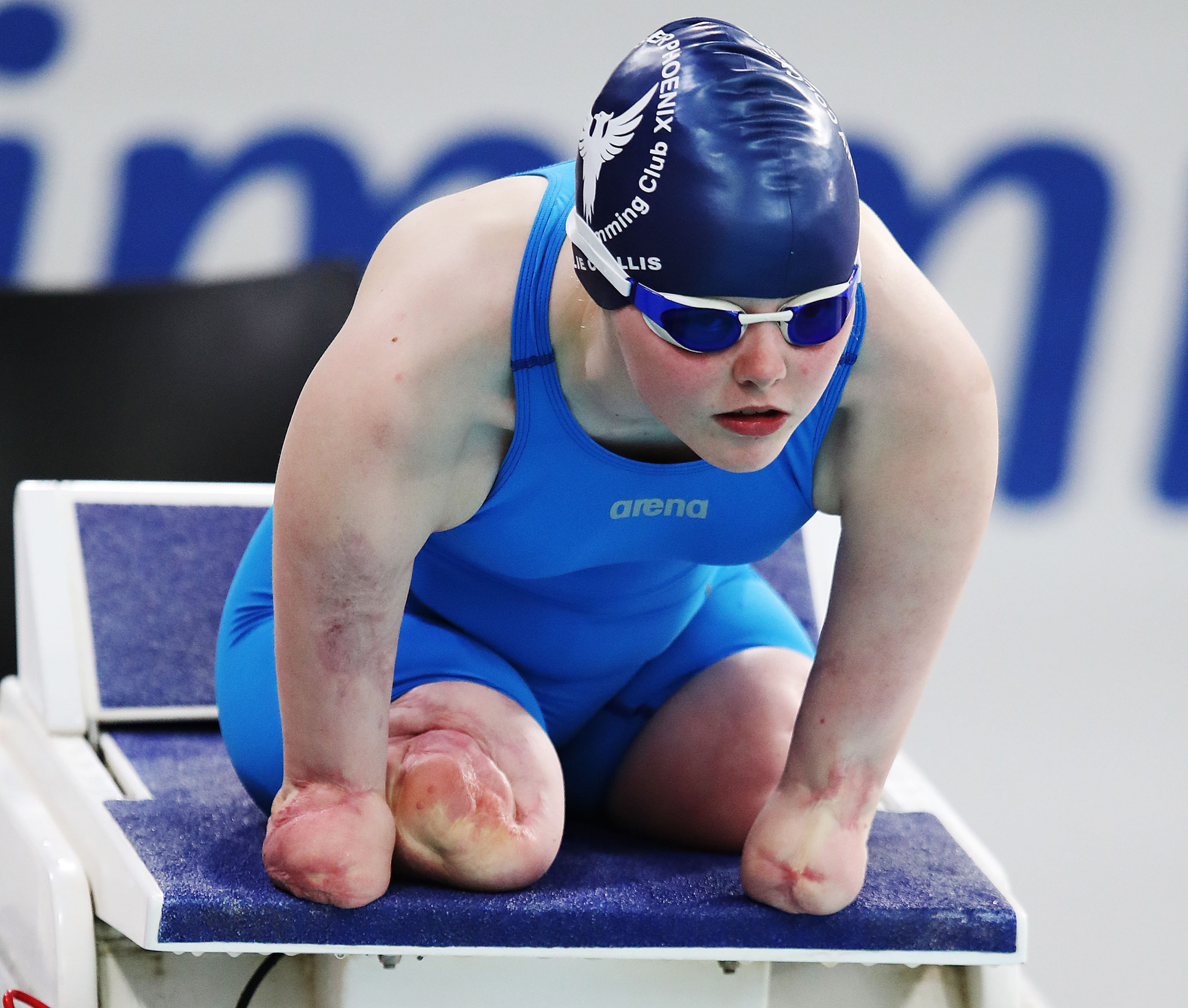 Six world records fall on day three of World Para Swimming World Series in Glasgow