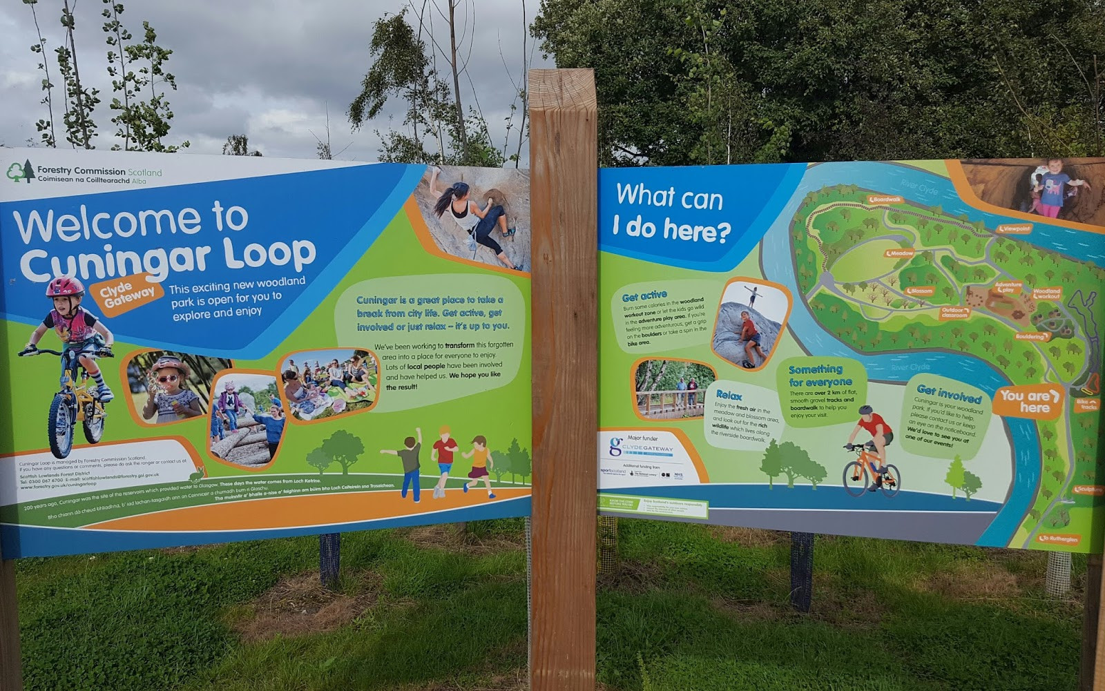 """Glasgow 2014 legacy project recognised with national award for being """"transformational"""""""