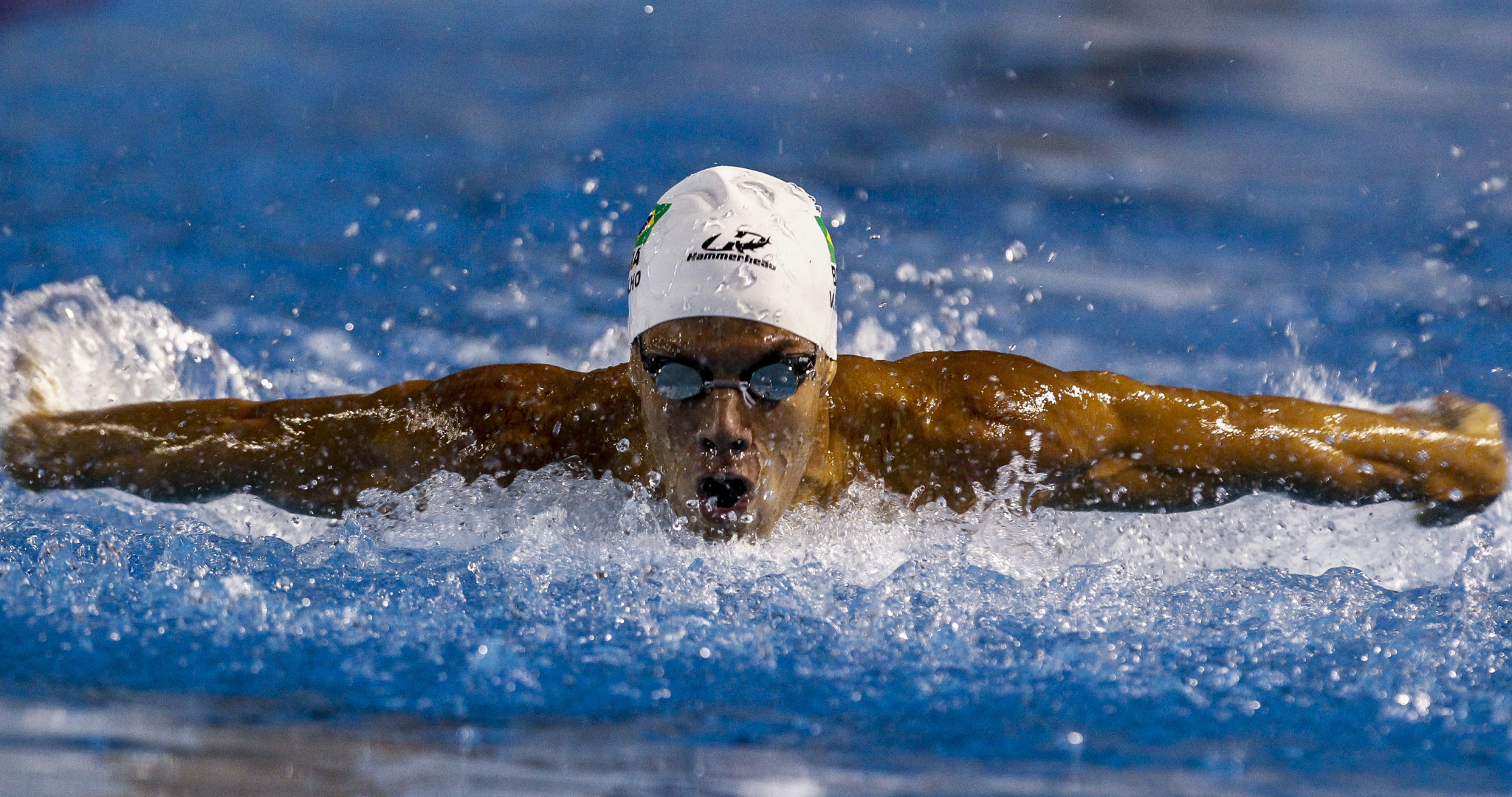 Brazil dominate final day of World Para Swimming World Series in São Paulo
