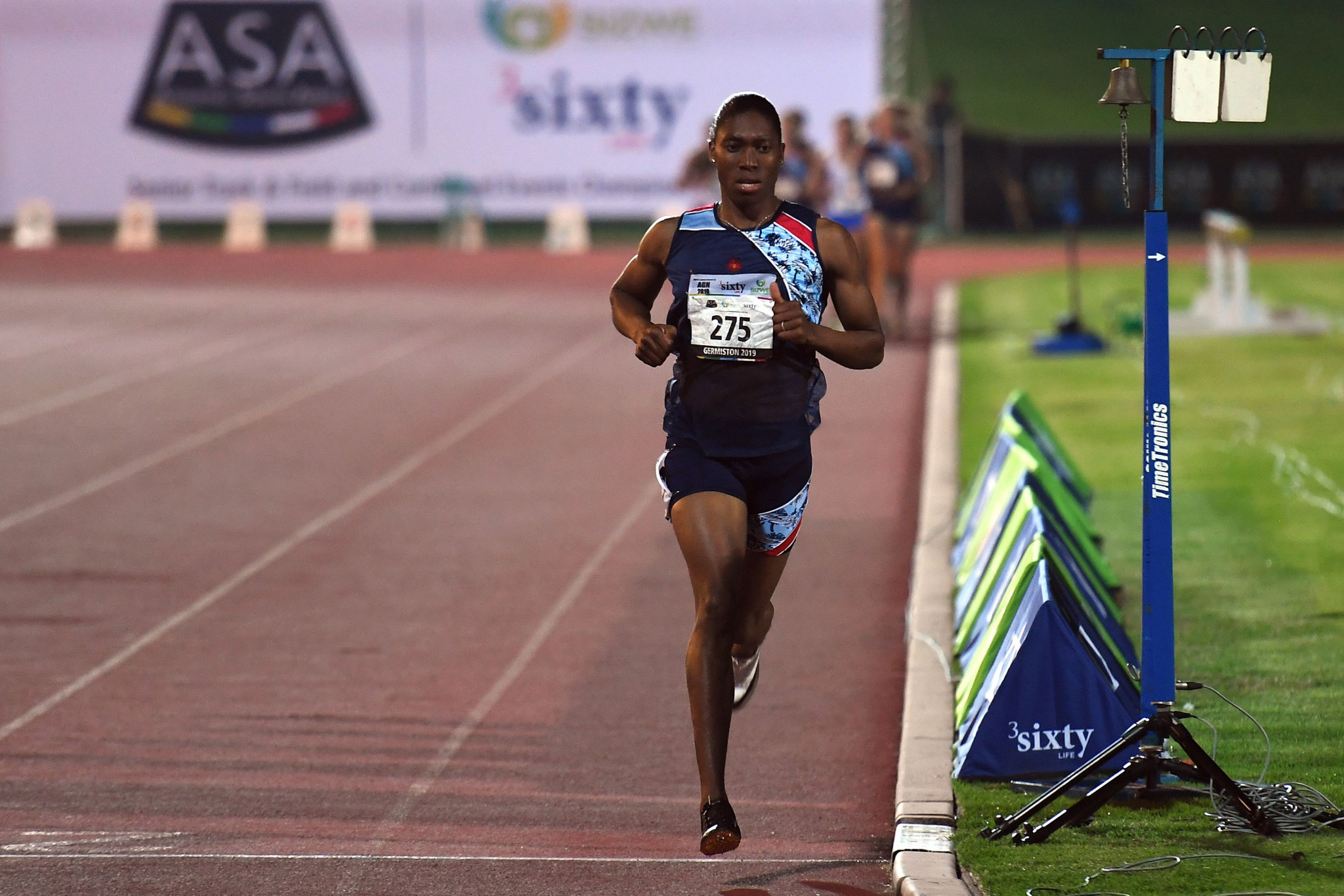 The verdict in the landmark case involving Caster Semenya will be published on Wednesday ©Getty Images