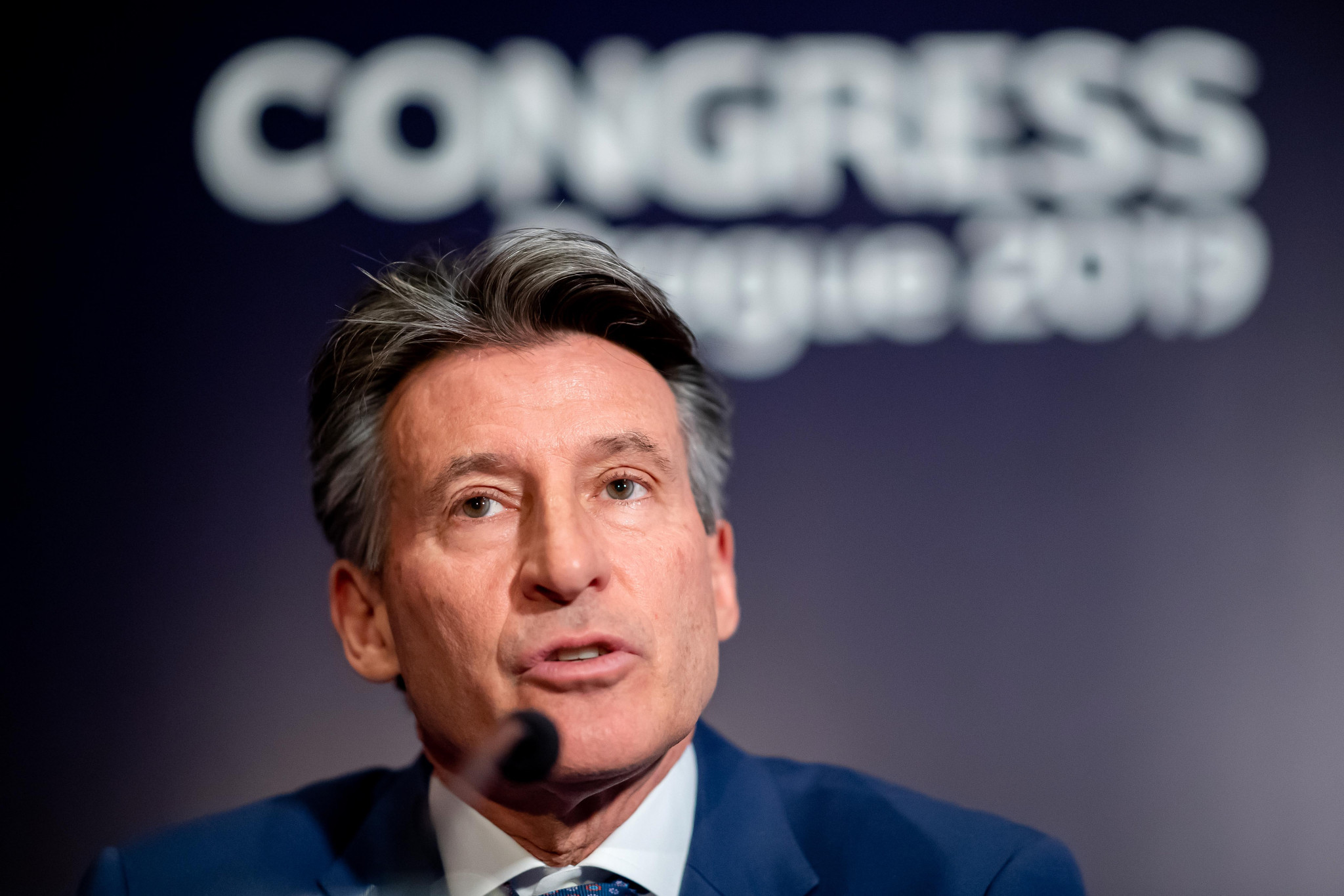 IAAF President Sebastian Coe has insisted the proposed rules are necessary ©Getty Images