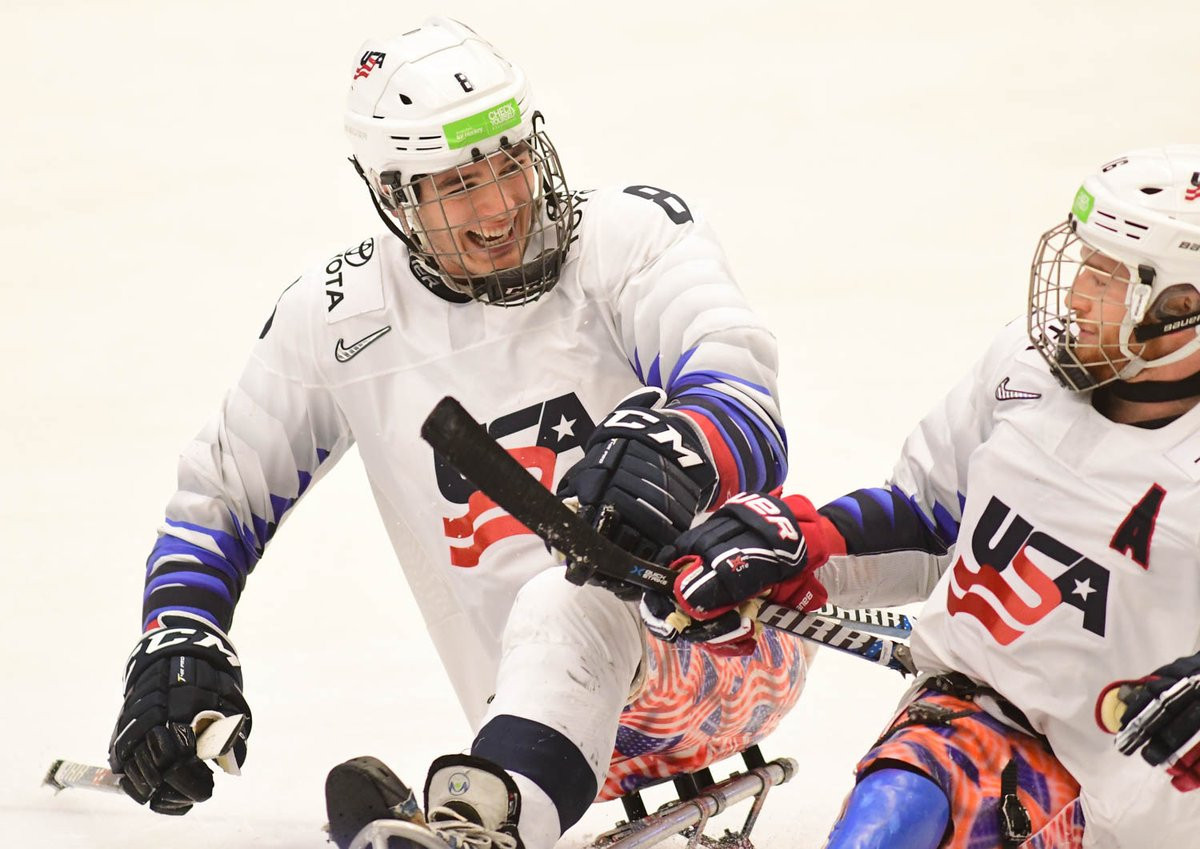 United States continue unbeaten run with Norway thrashing at World Para Ice Hockey Championships