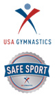 Dr. Edward Nyman, Jr. newly appointed as the first full-time director of sports medicine and science for USA Gymnastics, has departed his role after one day ©USA Gymnastics