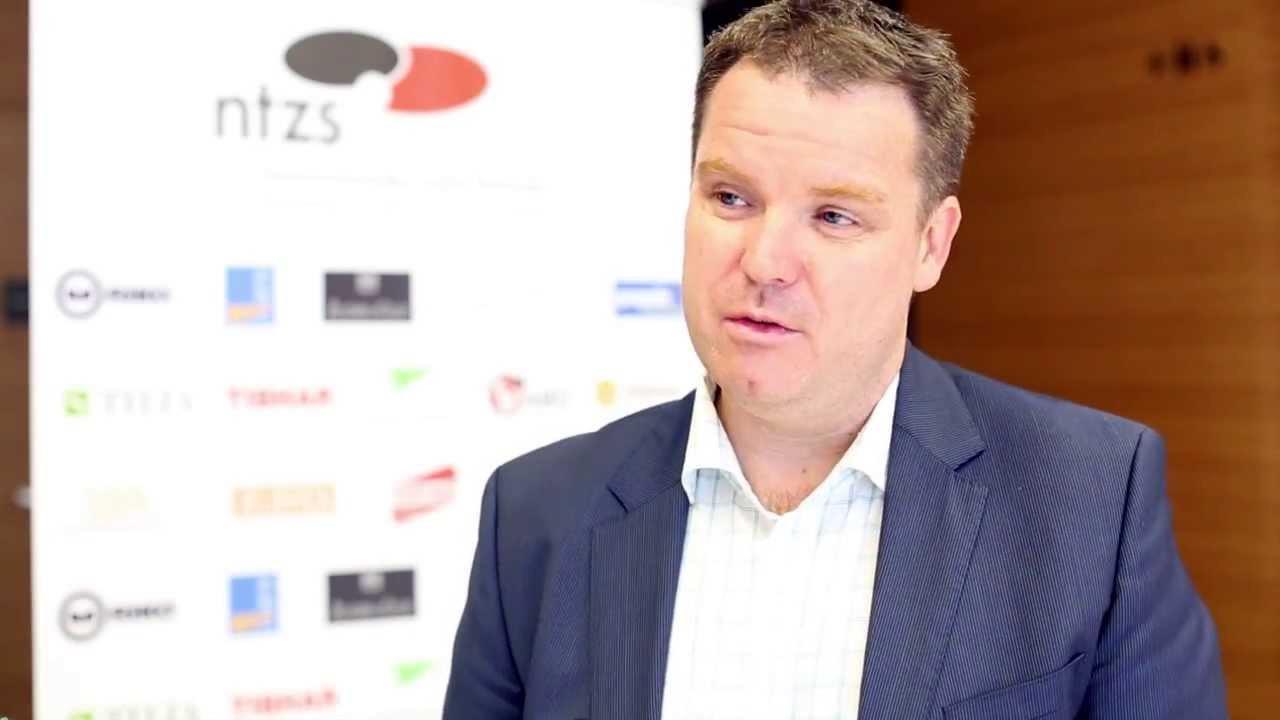 ITTF chief executive Steve Dainton revealed he was