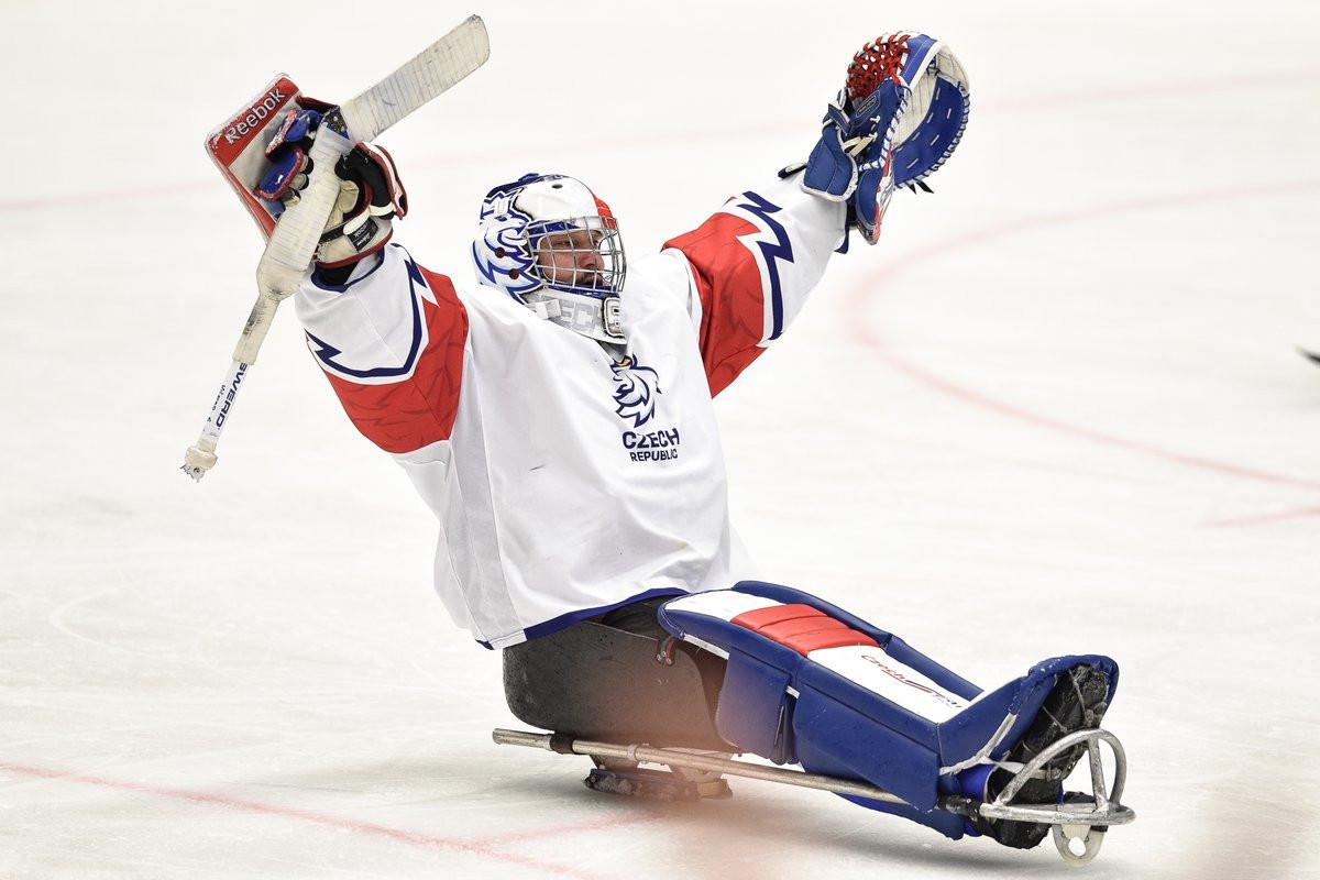 Hosts Czech Republic and South Korea through to World Para Ice Hockey Championships semi-finals