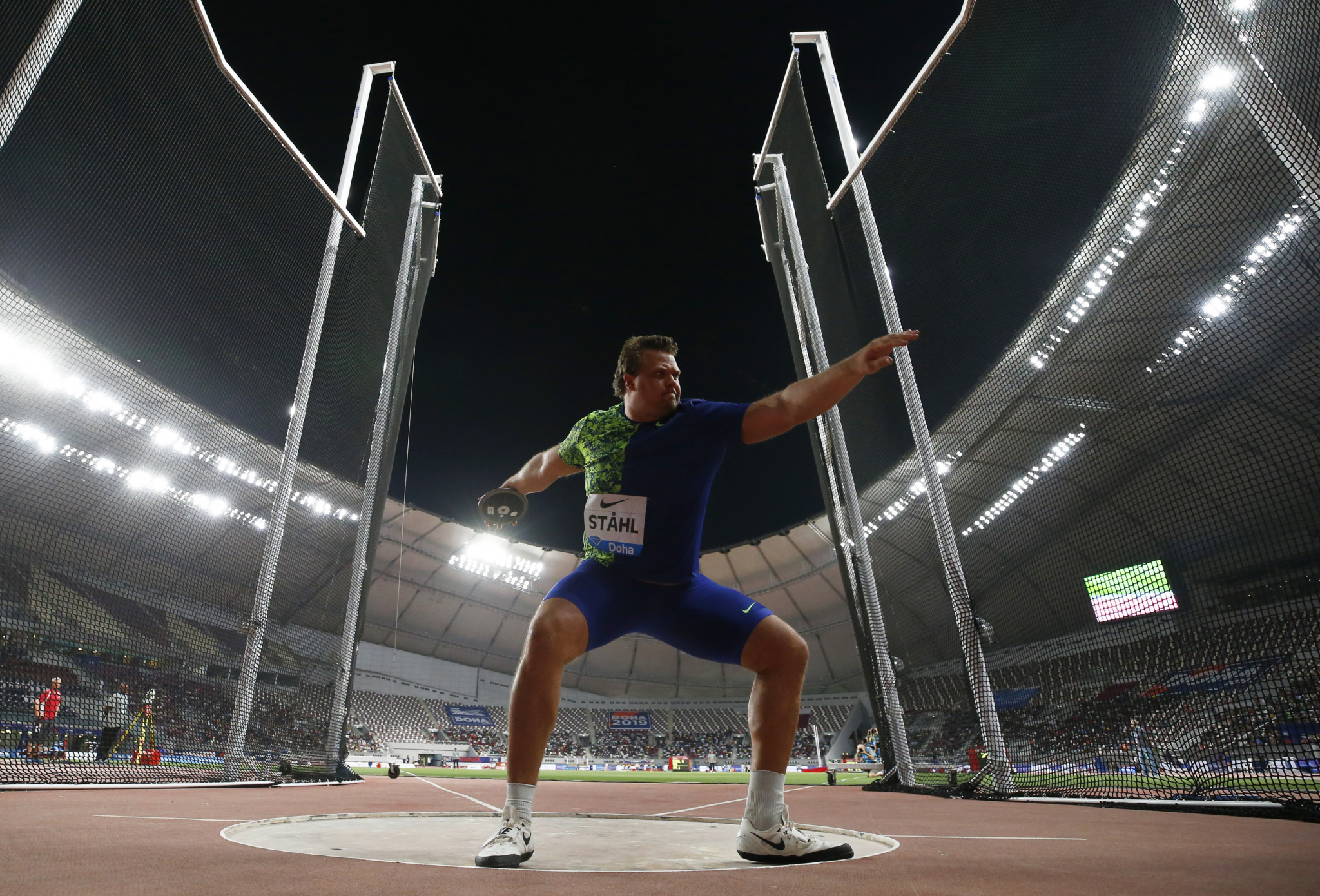 Stahl heads strong discus field at World Athletics Continental Tour Gold meeting