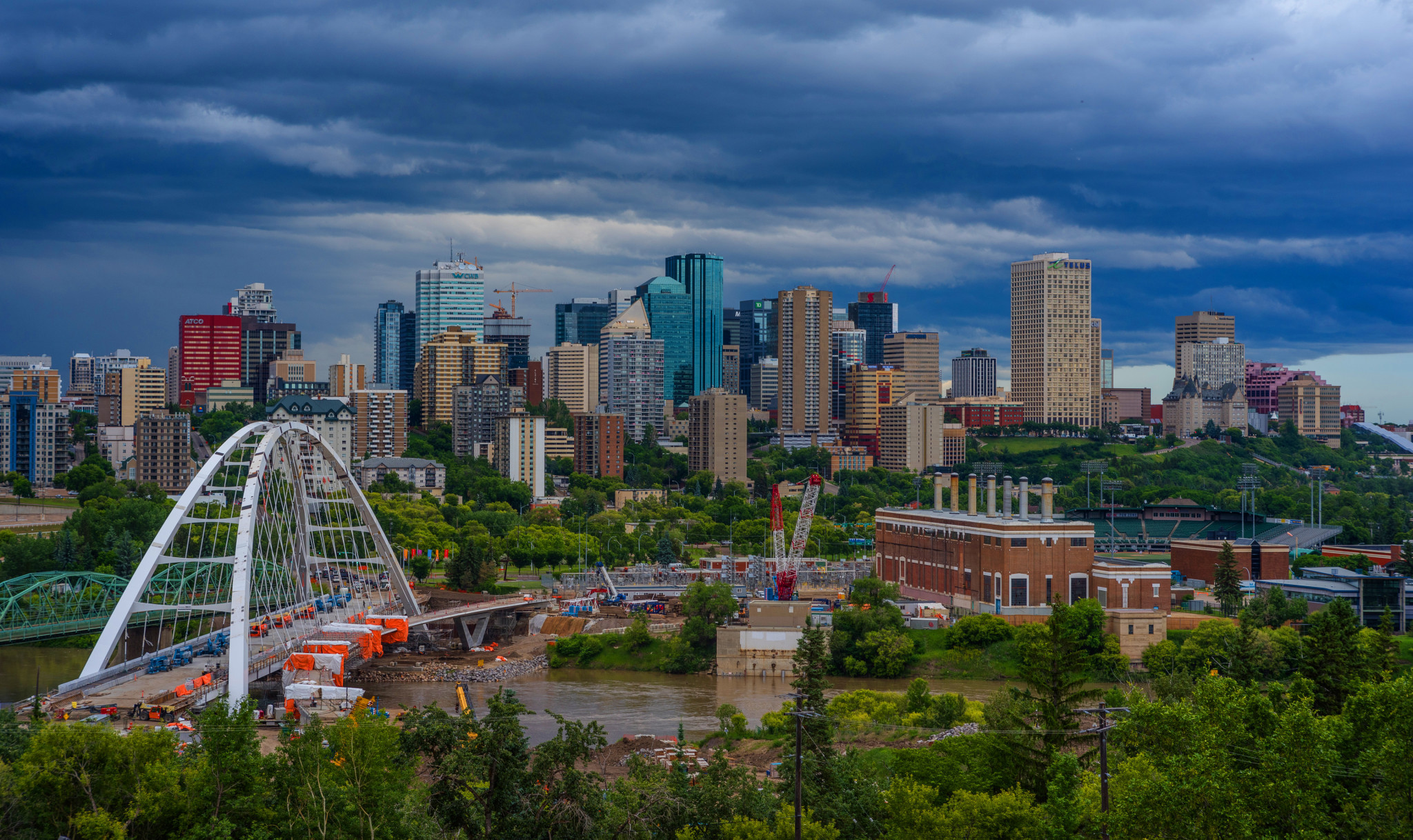 Edmonton has ruled out a bid for the 2022 Commonwealth Games to focus on hosting matches during the 2026 FIFA World Cup ©Wikipedia