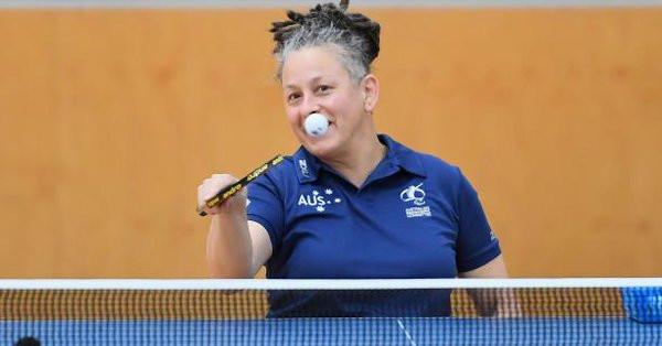 Daniela di Toro took gold at the Oceania Para Table Tennis Championships ©International Paralympic Committee