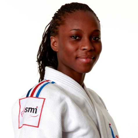 Priscilla Gneto: London 2012 bronze medallist