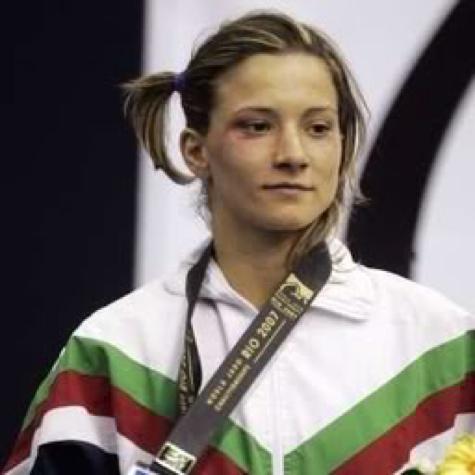 Telma Monteiro: Portugal's four-time senior European champion