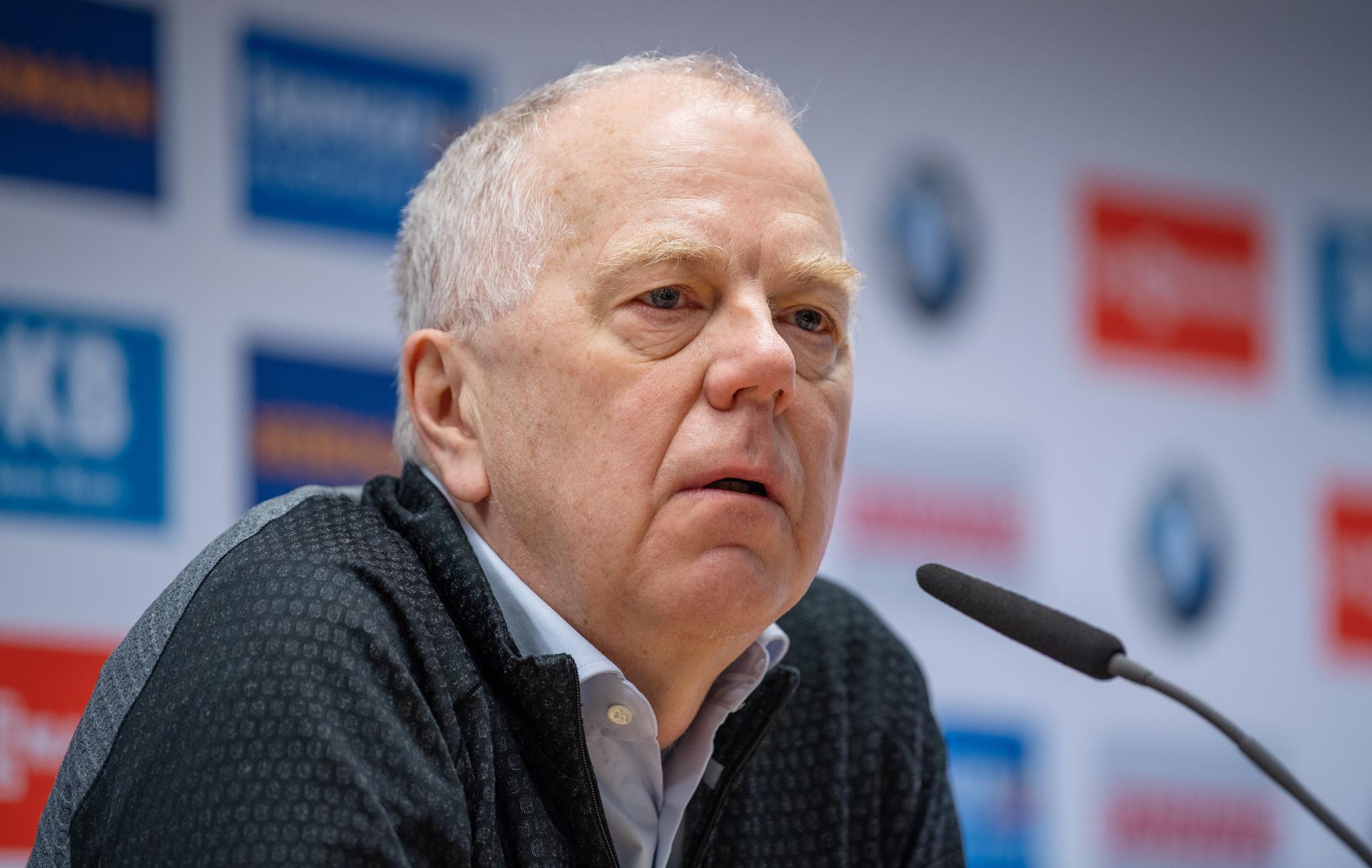 IBU President Olle Dahlin hopes the new Biathlon Integrity Unit will boost trust ©Getty Images