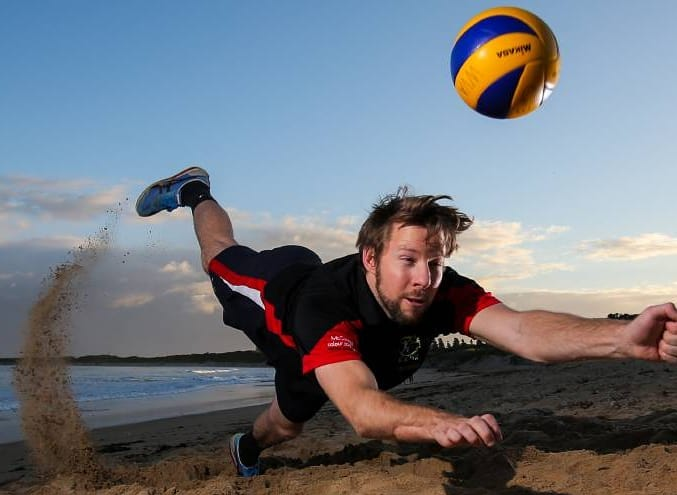 Nic Kaiser will come out of retirement to represent Australia at the Beach ParaVolley World Series event in Pingtan ©Facebook