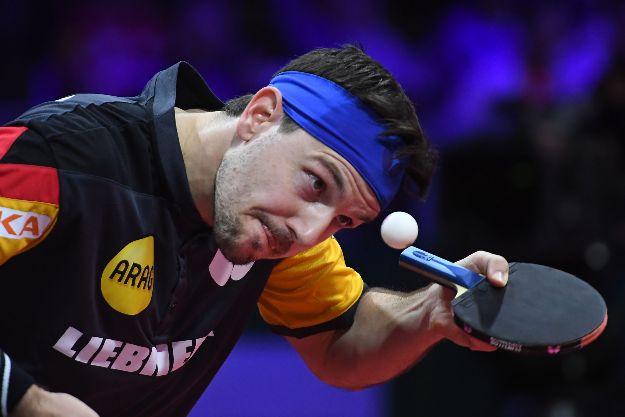 Table tennis player Timo Boll will be among Germany's main medal hopes at the 2019 European Games ©Getty Images