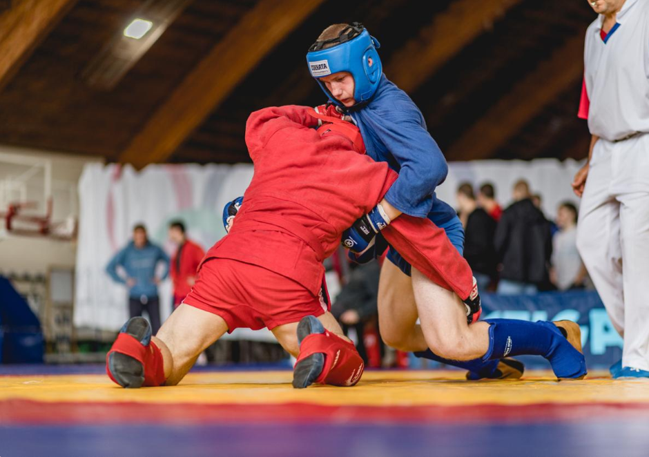 Sambo is one of 15 sports on the programme of the Minsk 2019 European Games ©Minsk 2019