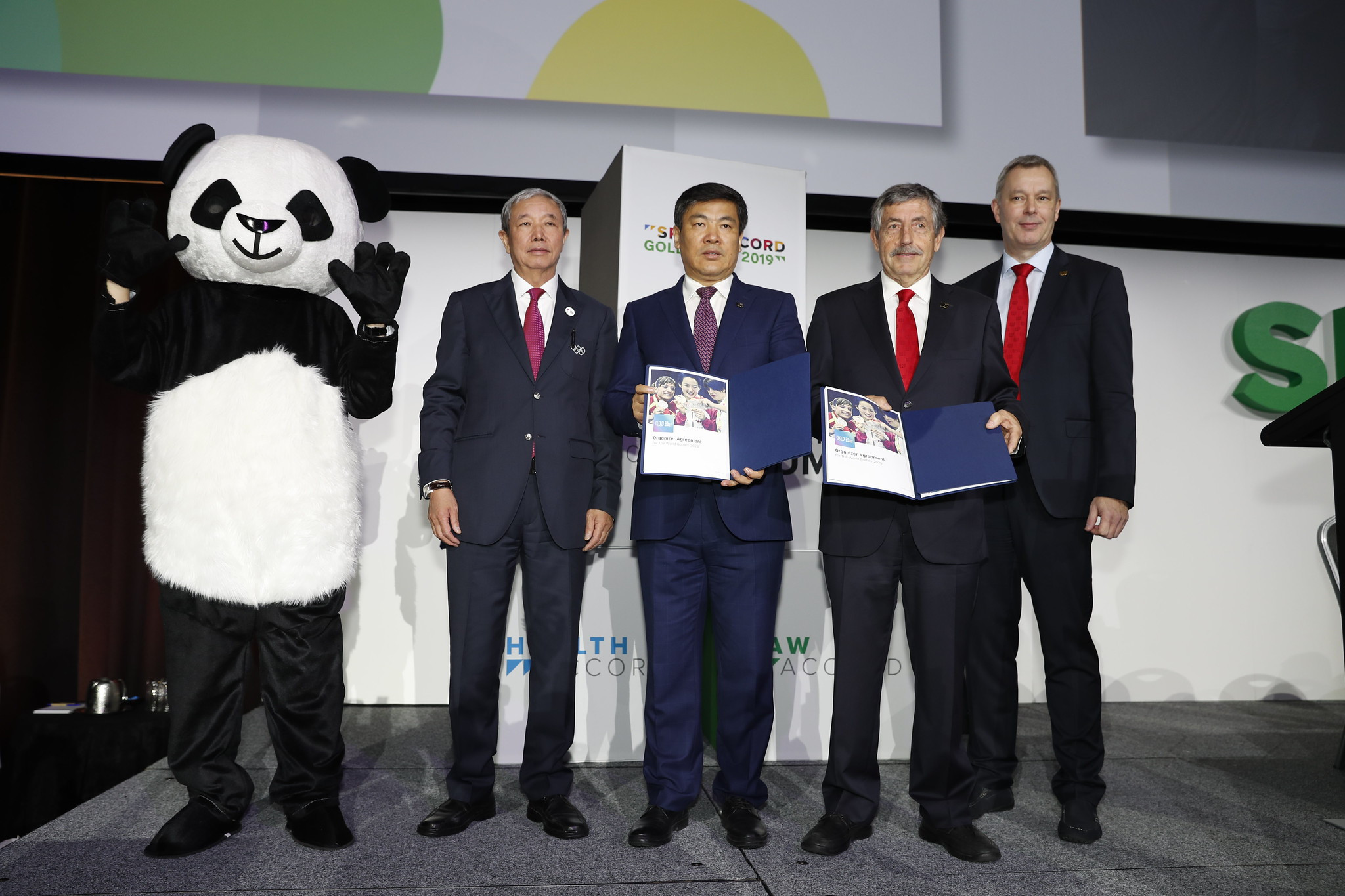 World Games award to Chengdu among highlights on penultimate day of SportAccord Summit