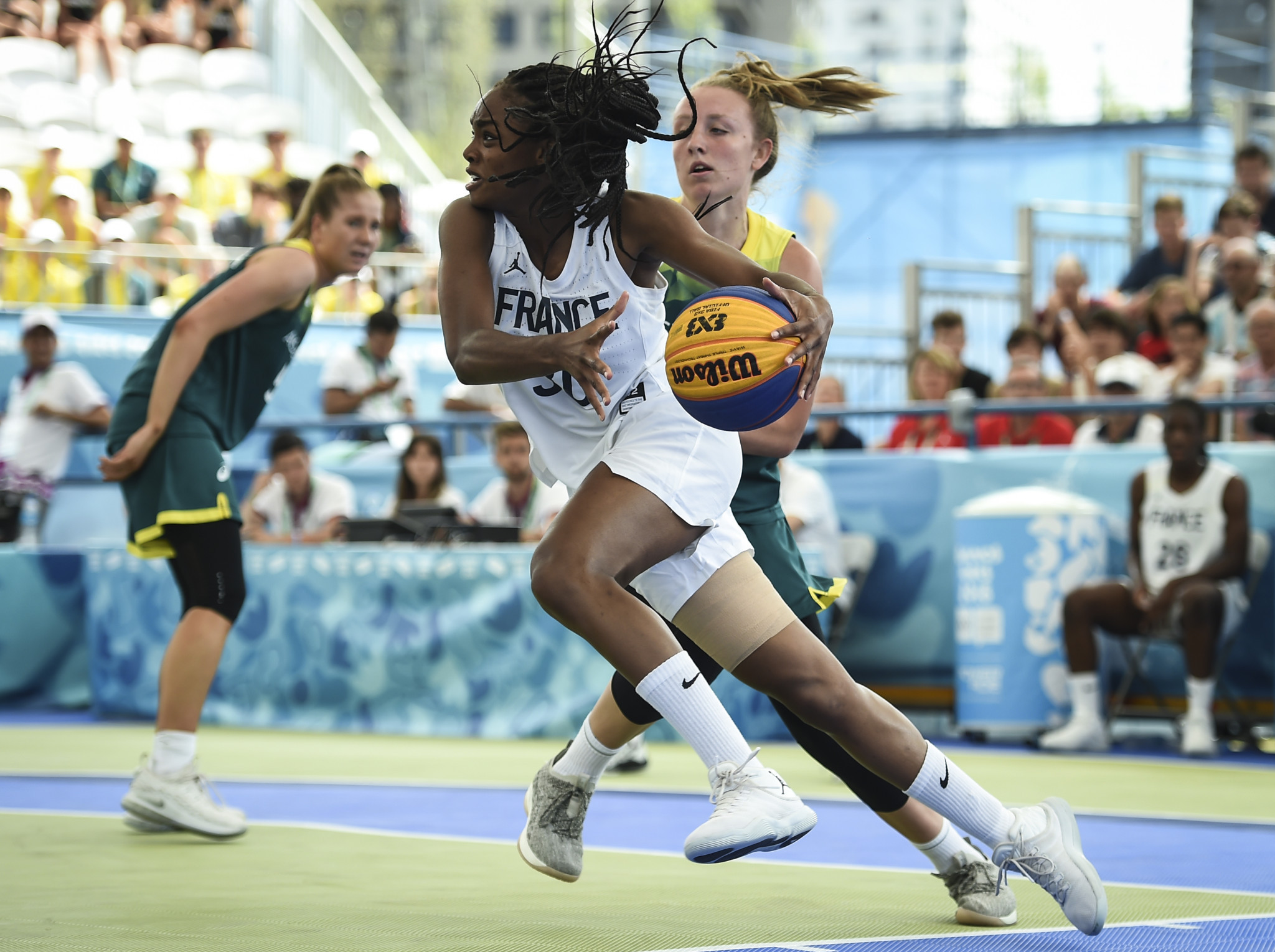 FIBA to judge success of 3x3 basketball tournament at Tokyo 2020 on ability to create new stars