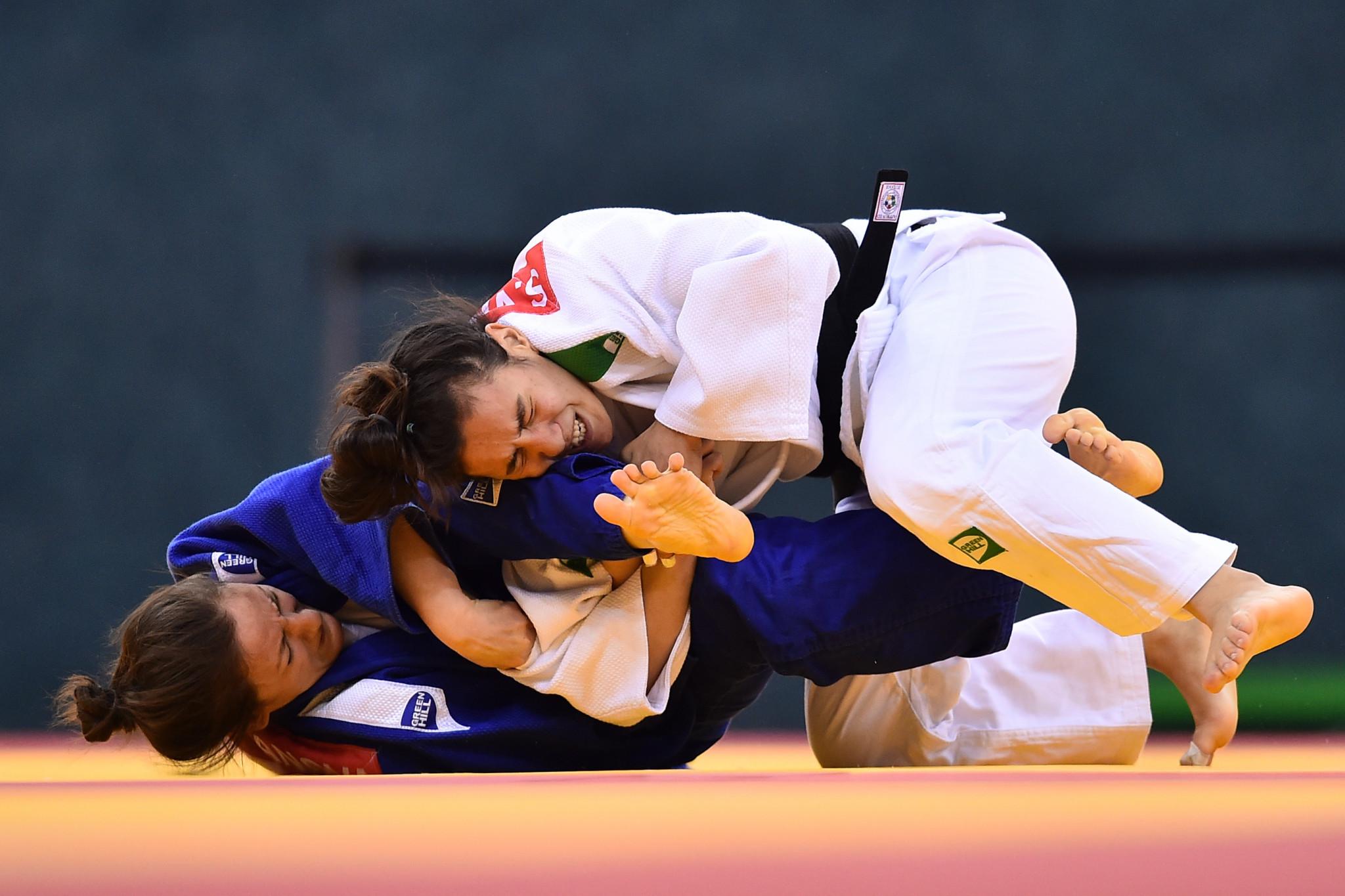 Azerbaijan collect three golds on opening day of IBSA Judo Grand Prix in Baku