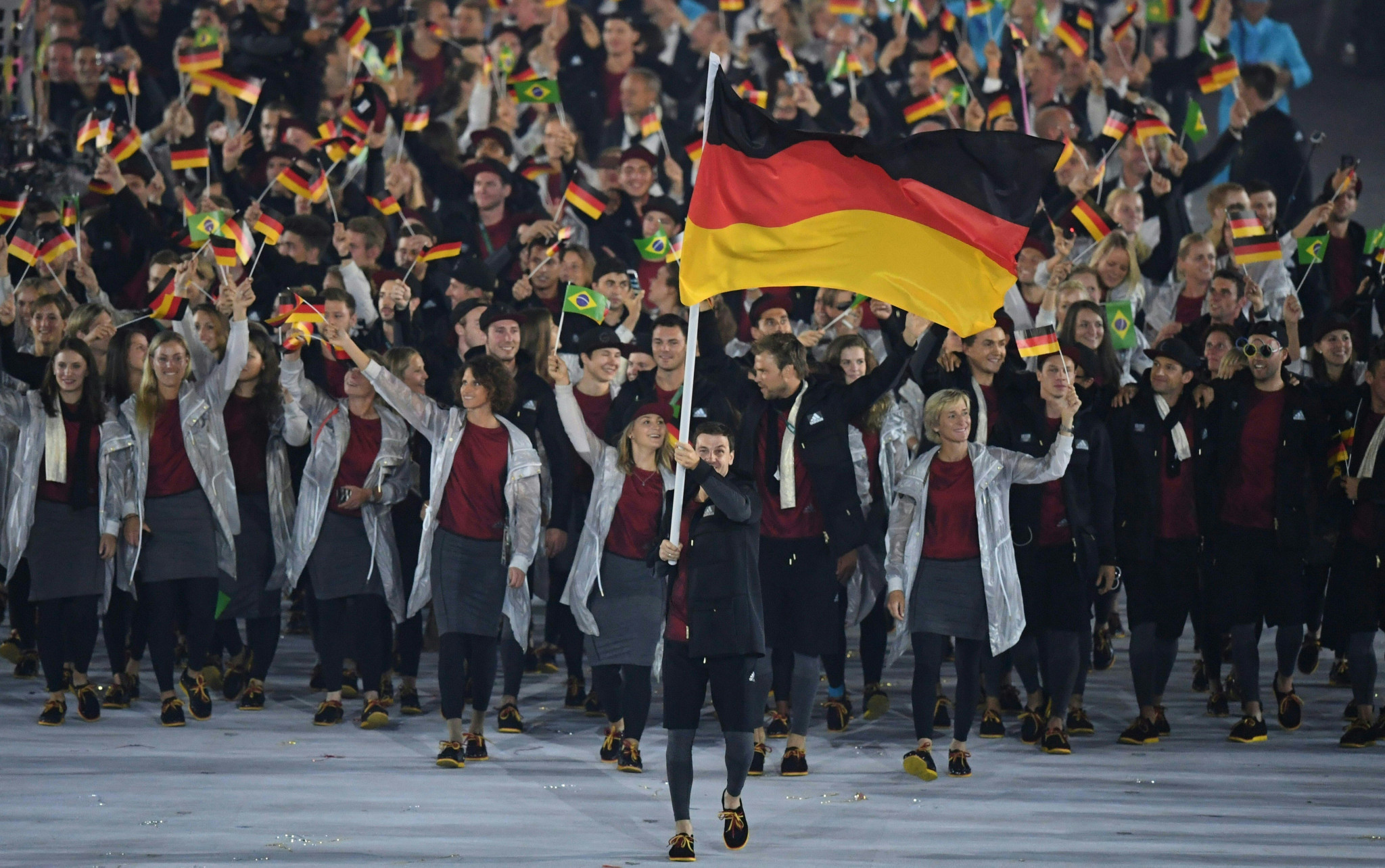 The change made by German athletes to its Rule 40 on personal advertising during the Games is not generally applicable, the IOC has stated ©Getty Images