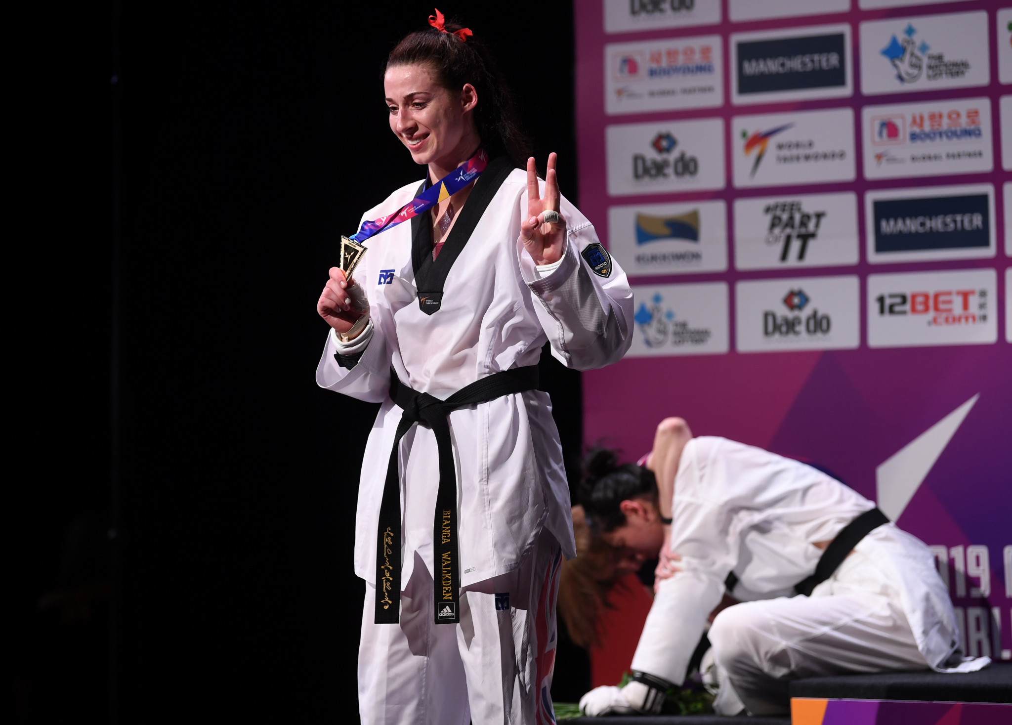Fallout continues after Walkden's controversial World Taekwondo Championship win