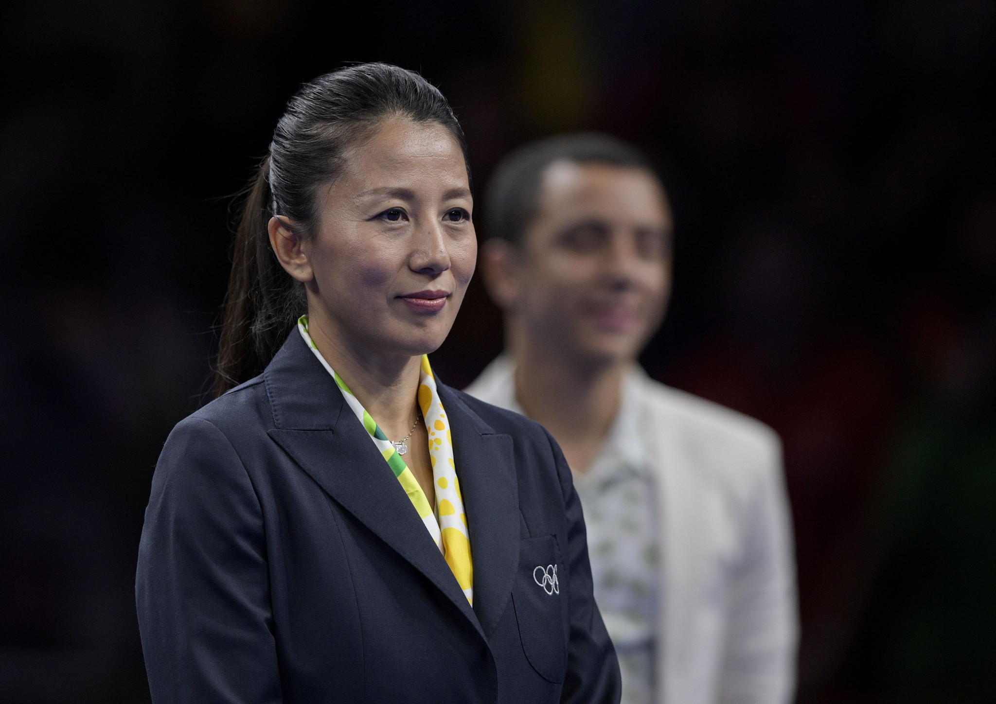 Double Olympic short track speed skating gold medallist Yang Yang is set to become vice-president of WADA ©Getty Images