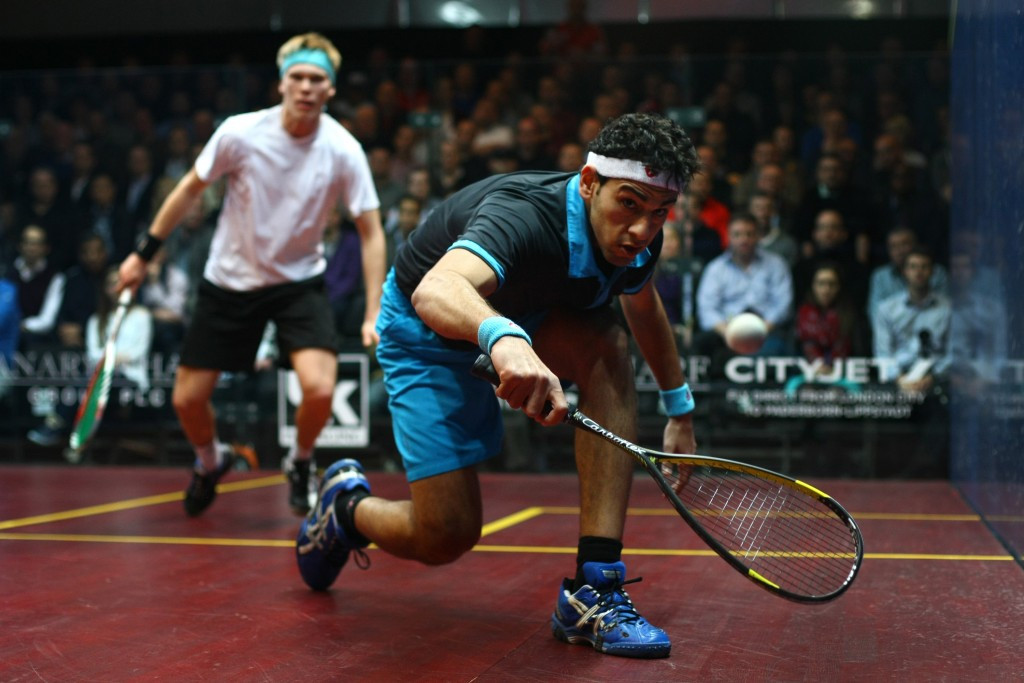 Elshorbagy tops PSA World Rankings for 13th consecutive month