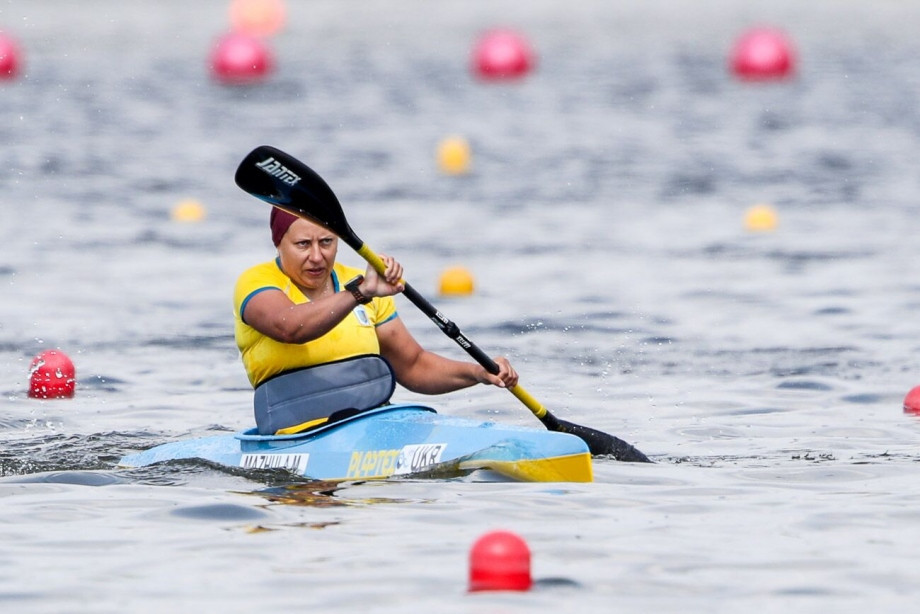 Maryna Mazhula added to the Ukrainian success as the event concluded in Poznań ©ICF