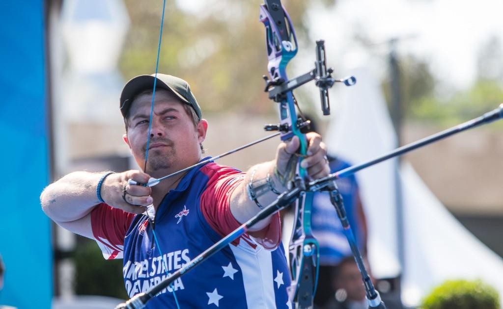 Ellison earns eighth career Archery World Cup win in Antalya