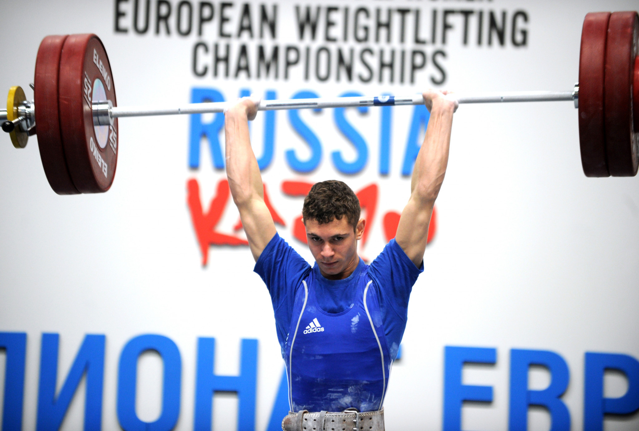 Romanian weightlifter Florin Croitoru has been disqualified from the London 2012 Olympic Games ©Getty Images