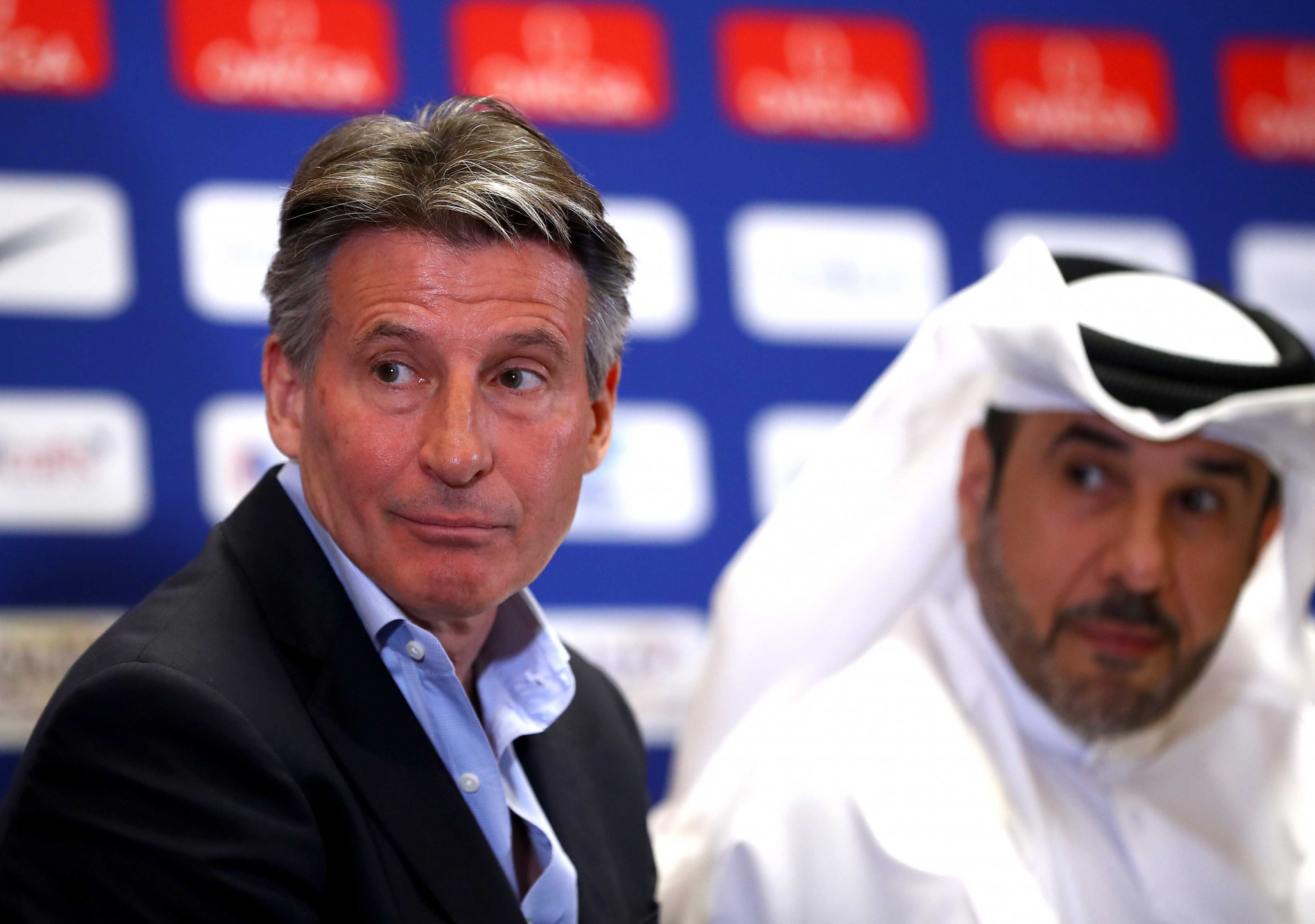 IAAF President Sebastian Coe has reached an agreement with the Nigerian Sports Minister Solomon Dalung over $134,000 that was paid to the Athletics Federation of Nigeria in error ©Getty Images