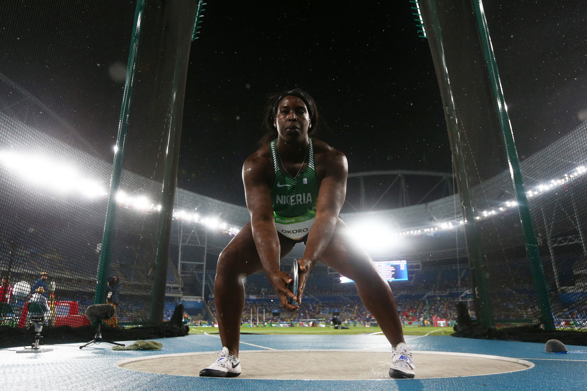 Nigeria's Sports Minister Solomon Dalung had interpreted a warning from the IAAF that the country would be banned if the AFN did not repay money they received in error - a claim denied by the IAAF ©Getty Images