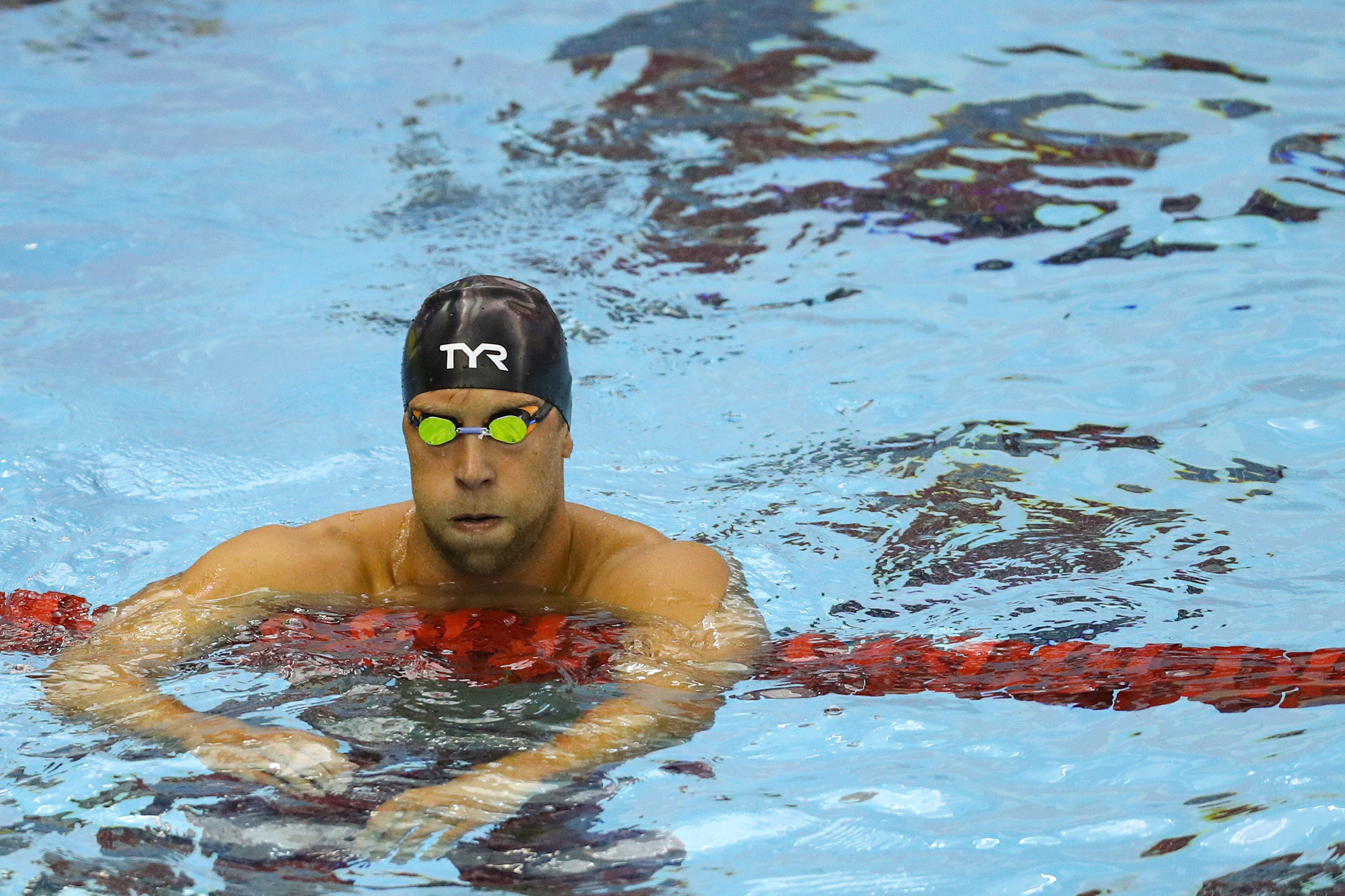 Grevers targets bragging rights at FINA Champions Swim Series