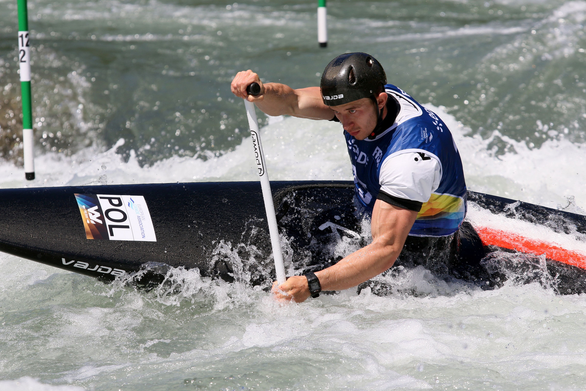 Disappointment for French Olympic gold medallist as European Canoe Slalom Championships begin in Pau