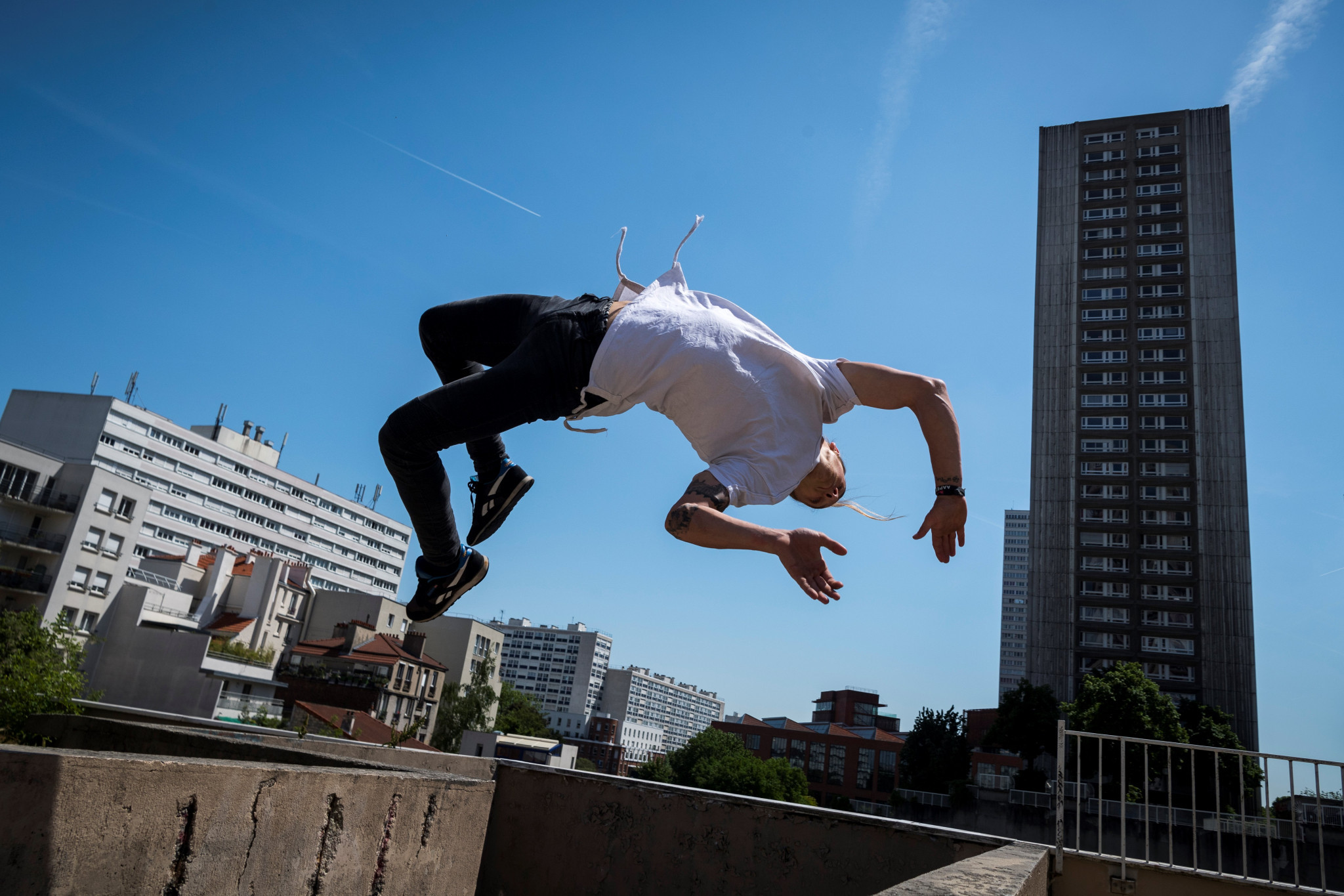 Tonnoir bidding for home soil redemption as Parkour World Cup resumes in Montpellier
