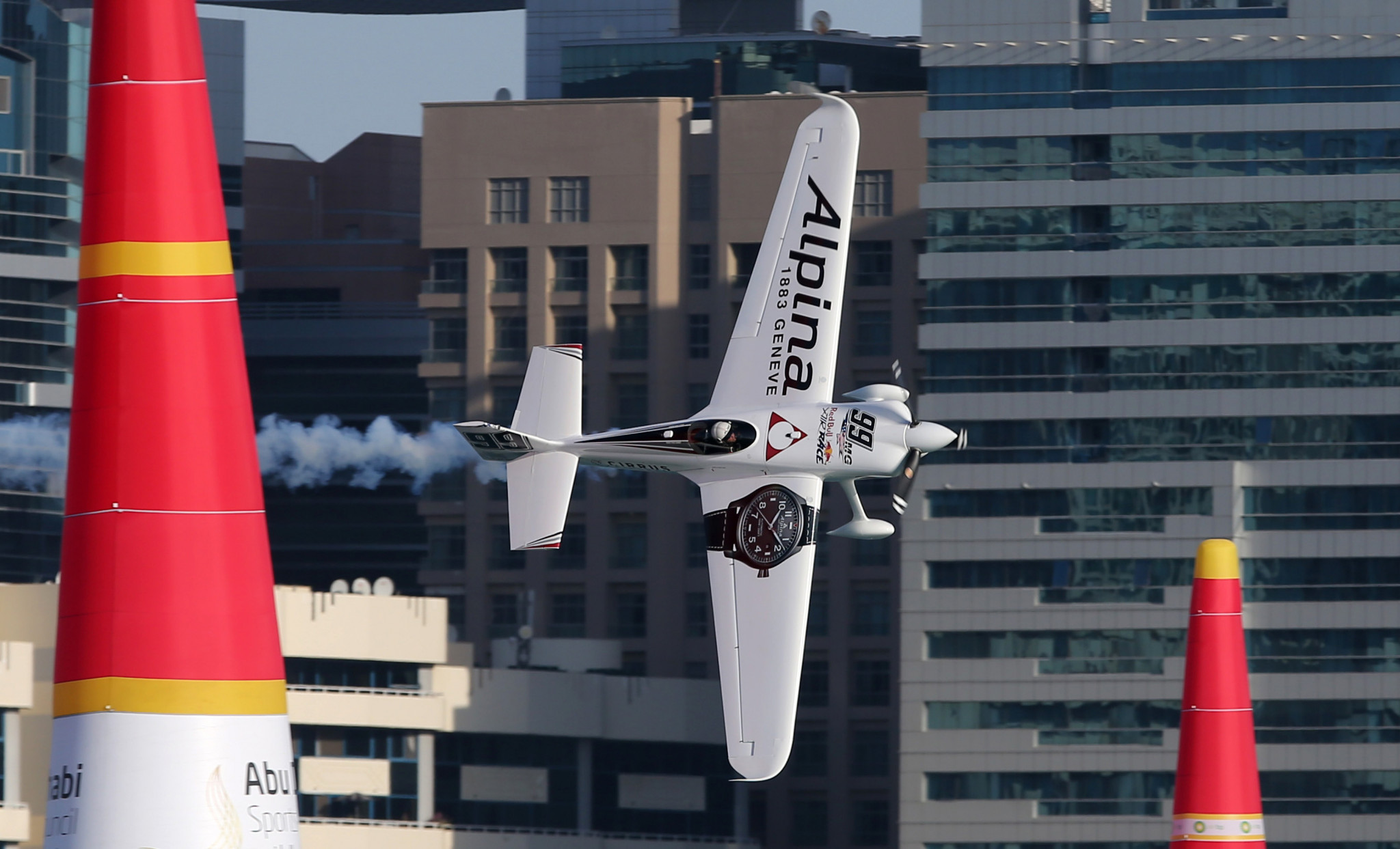 Air Race World Championships axed by drinks giant Red Bull