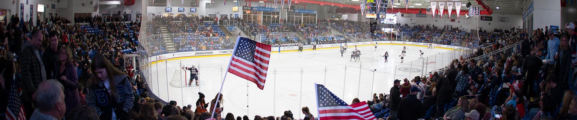 Michigan to host 2020 IIHF Under-18 World Championship