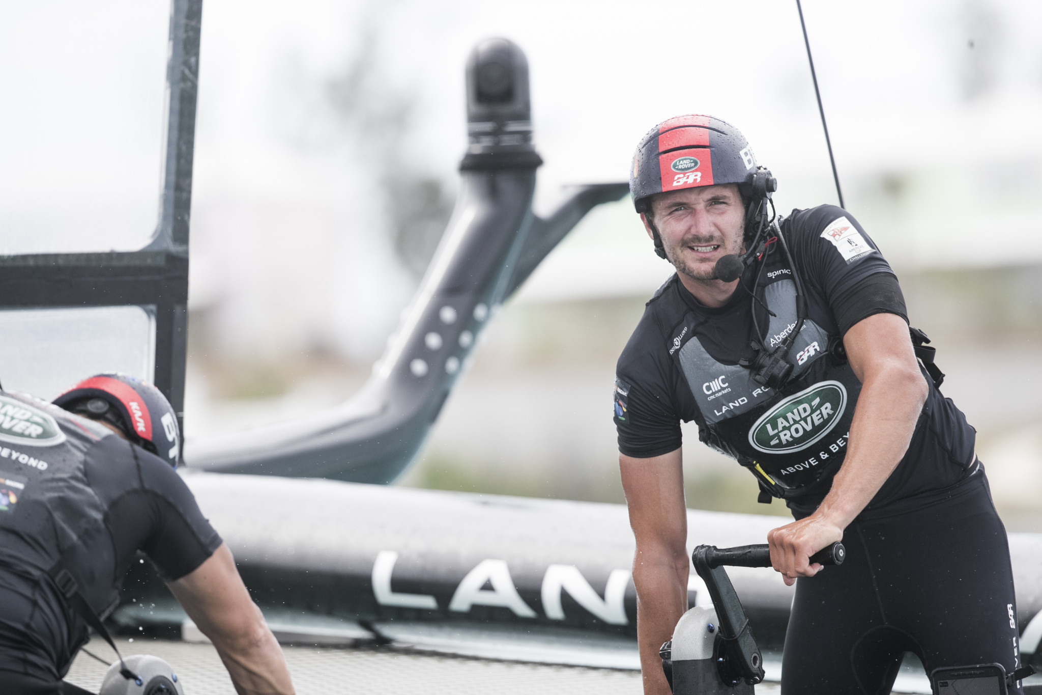 Olympic champions Scott and Mills head British Sailing squad for Tokyo 2020 test event