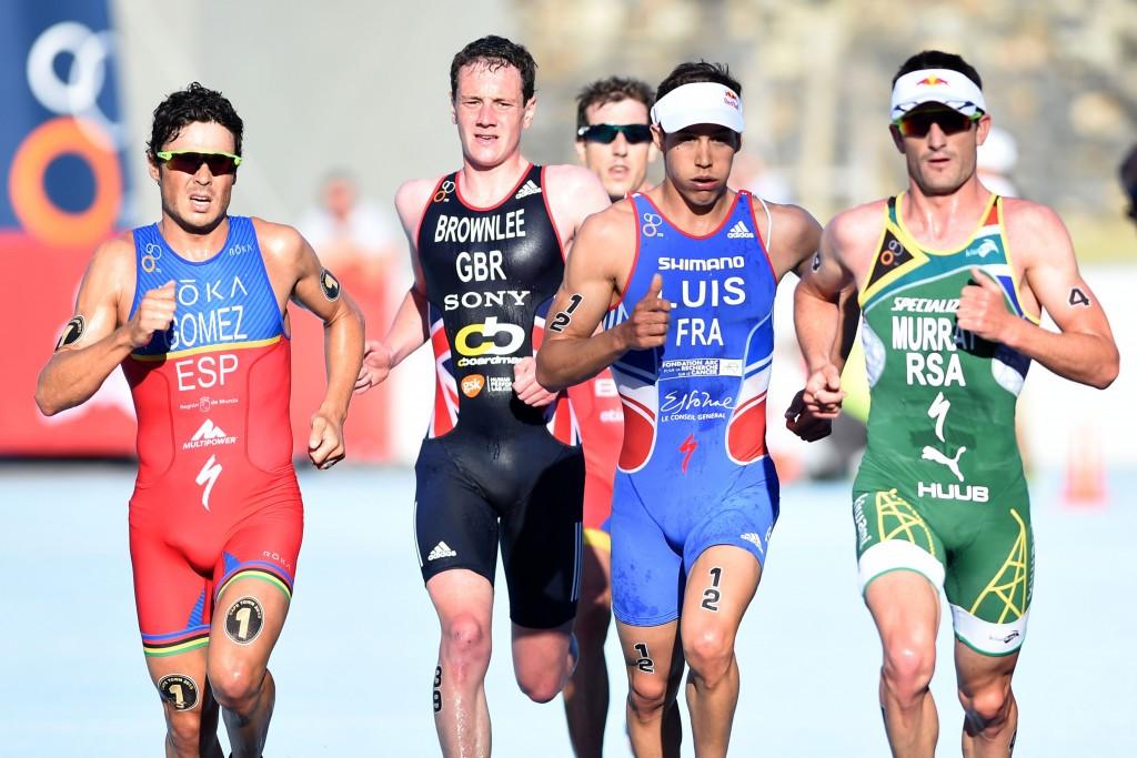 International Triathlon Union and Lagardère Unlimited extend World Triathlon Series partnership to 2020