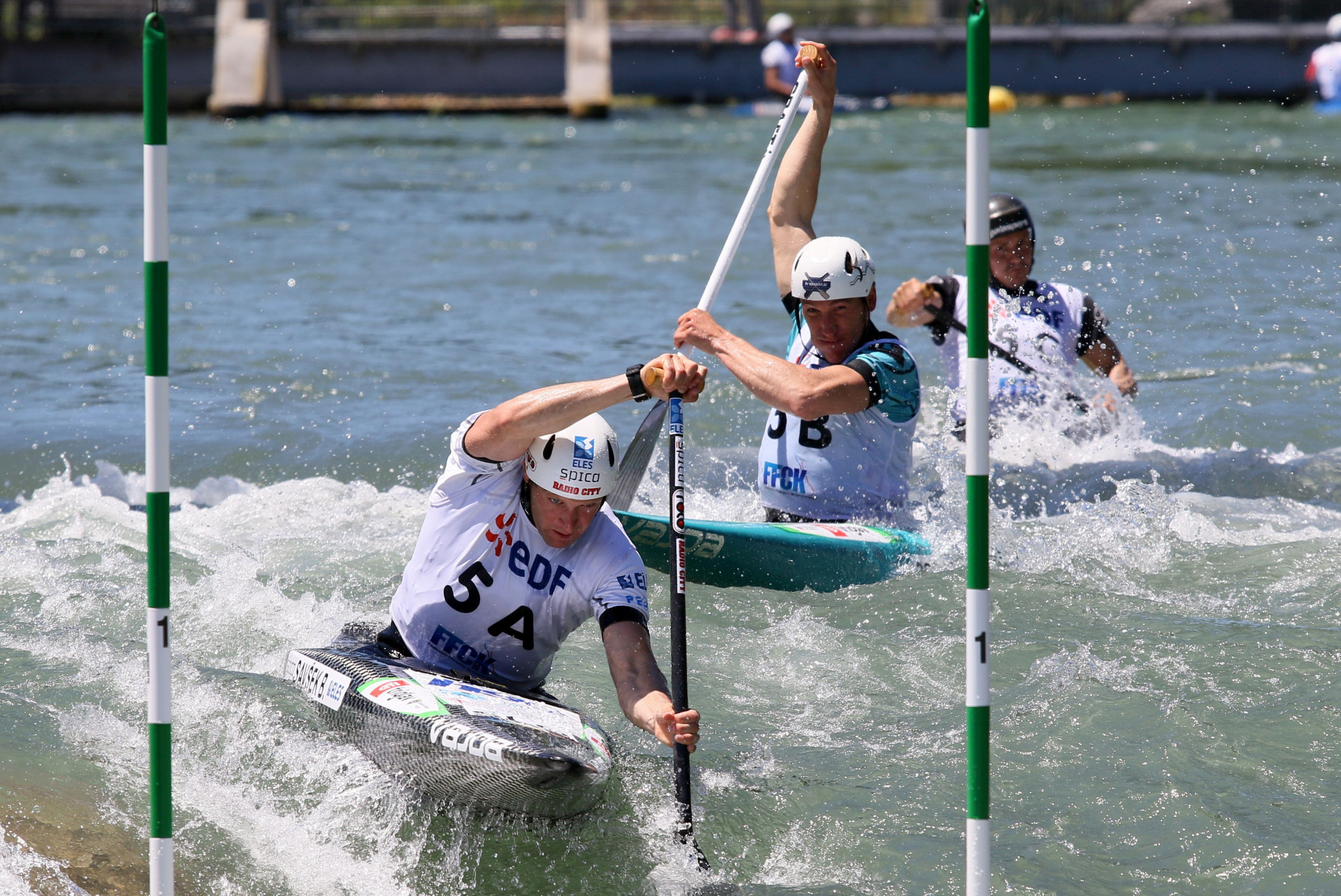 Prague will now stage the event in place of London after British Canoeing forfeited hosting rights in March ©Getty Images
