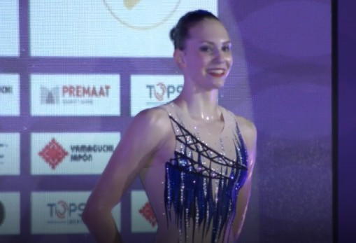 Ukraine grab three gold medals on second day of FINA Artistic World Series in Barcelona