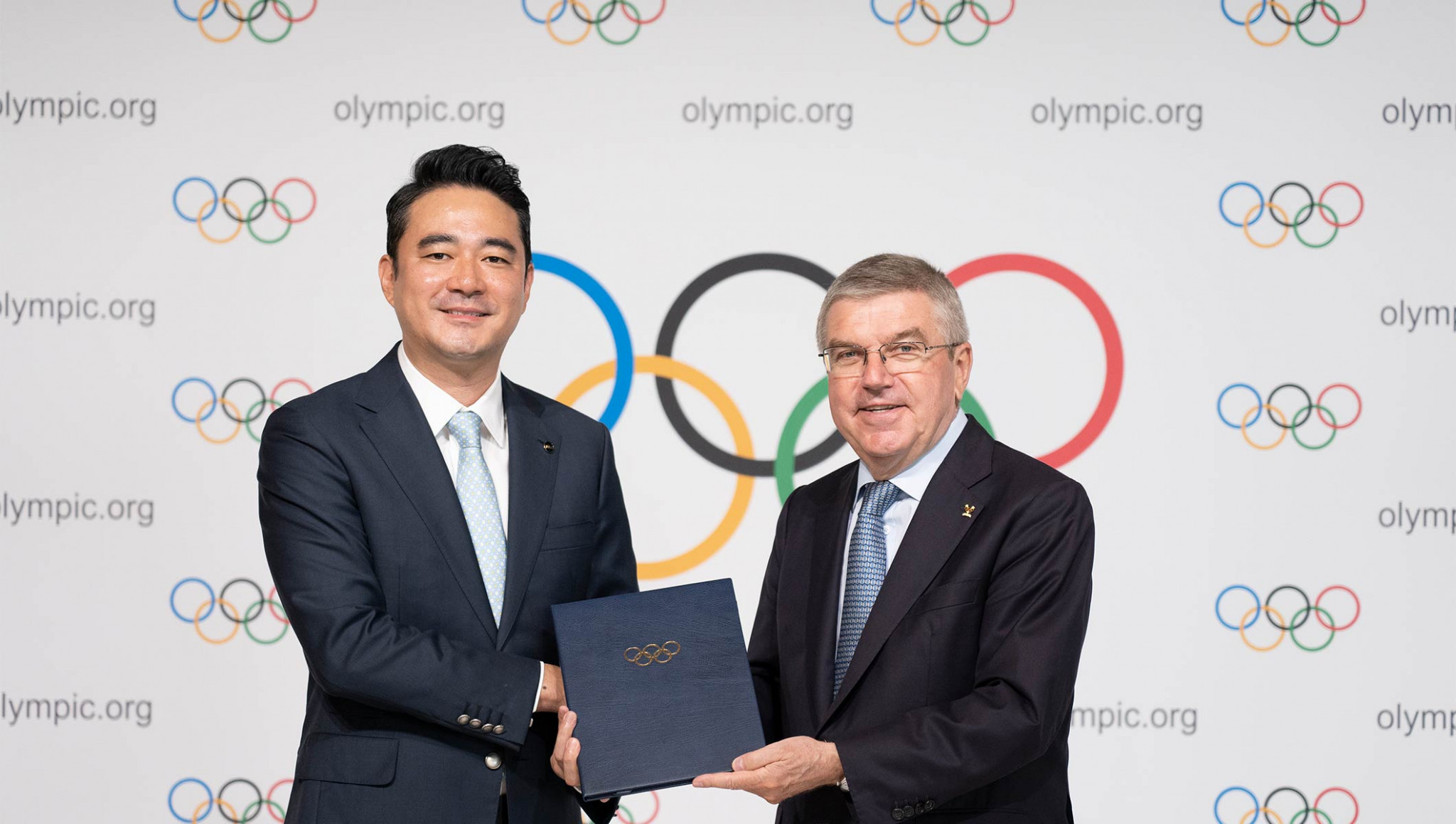 The deal covers all Olympic Games from 2026 to 2032 ©IOC