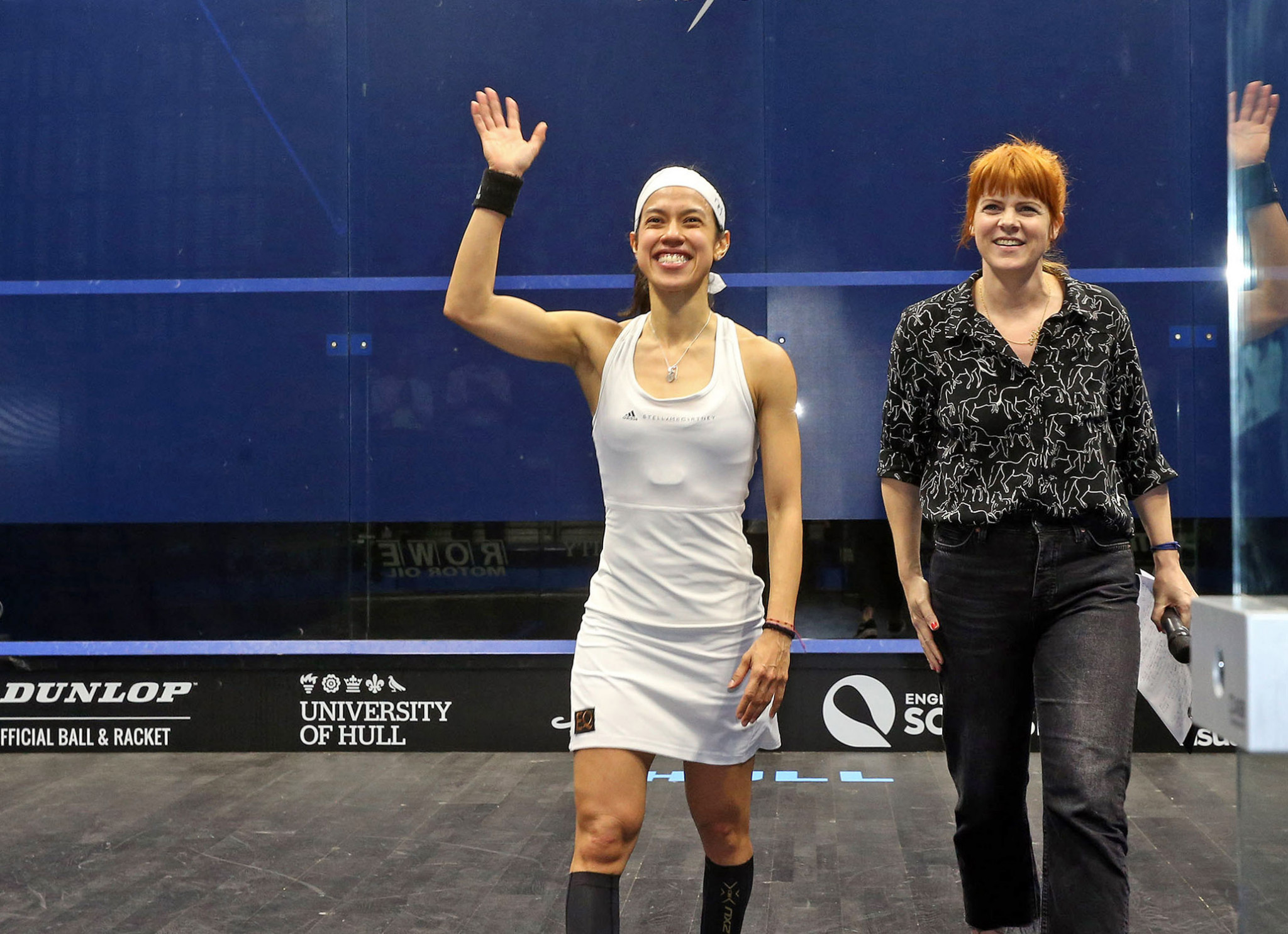 Recently-retired squash great David fronts Professional Squash Association's new 'It's Mine' campaign