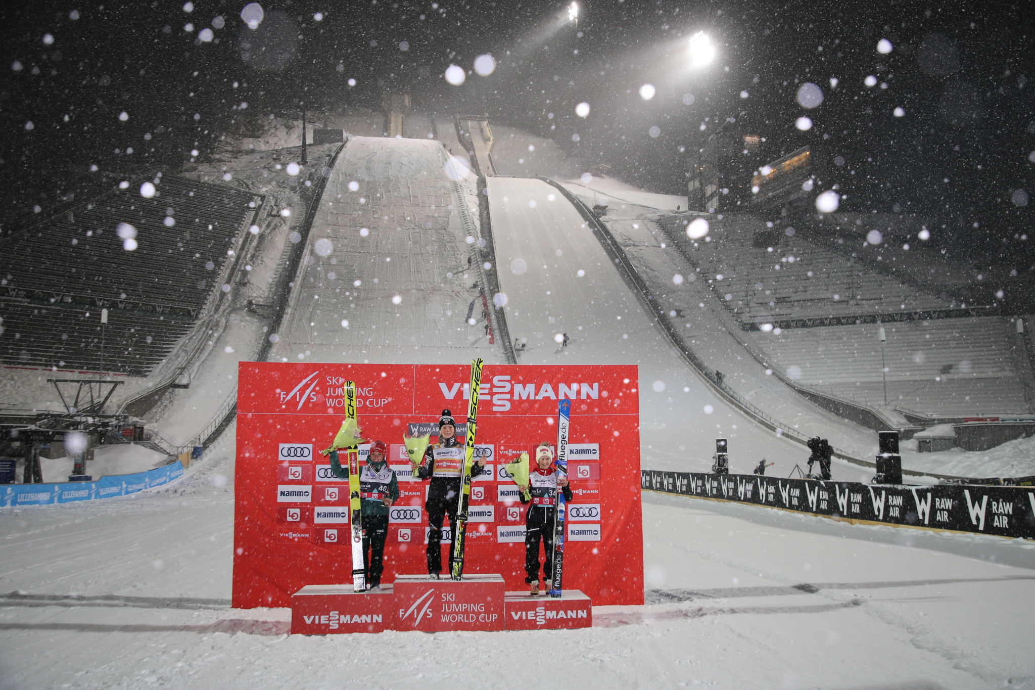 Prize money on the Women's Ski Jumping World Cup circuit has been increased with immediate effect ©Getty Images