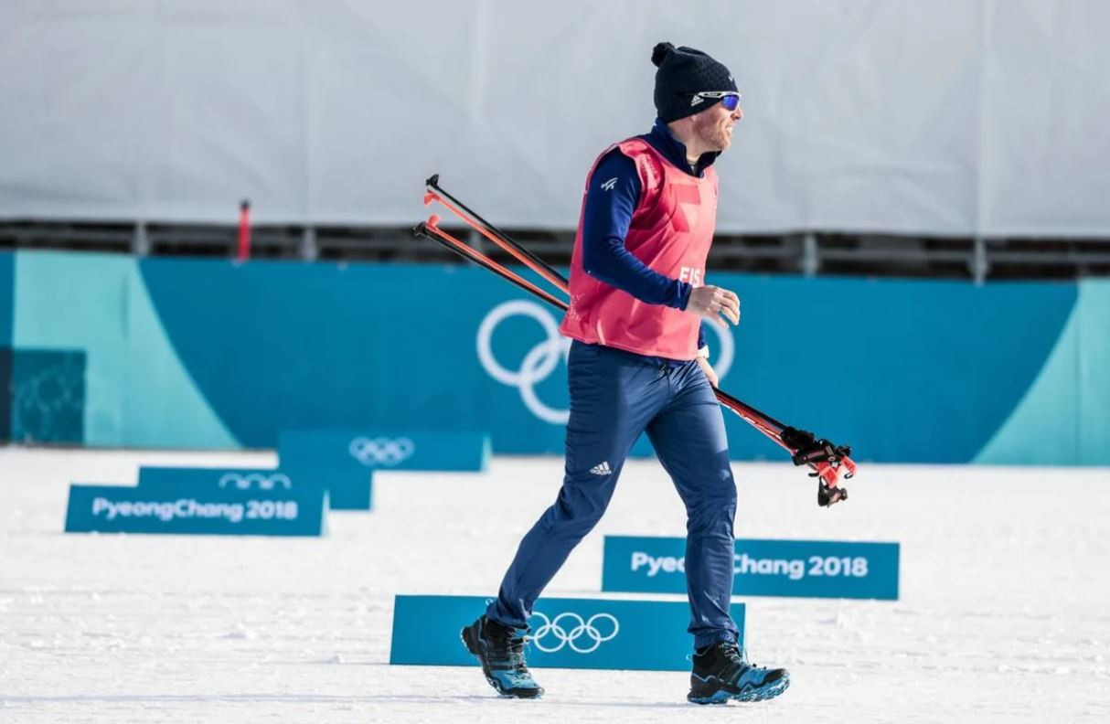 Former cross-country skier Jeff Ellis has been named events coordinator at Nordiq Canada ©Getty Images