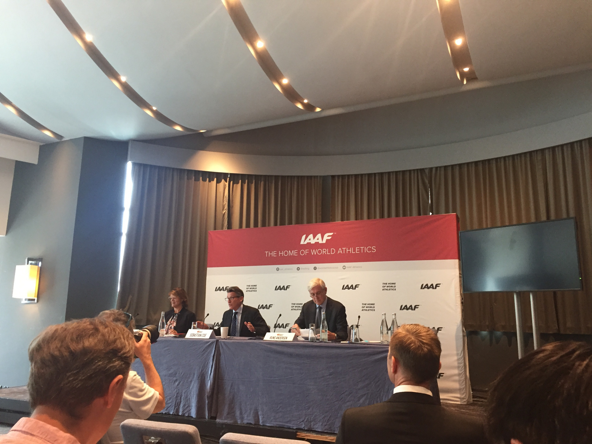 The IAAF has announced it is extending the suspension of the Russian Athletics Federation for an 11th time since they were first suspended in November 2015 following reports of banned coaches still being involved in the sport ©ITG