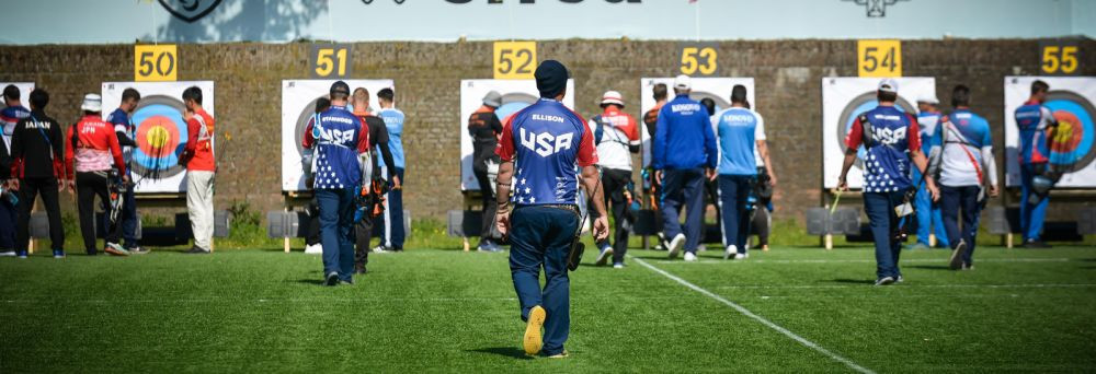Ellison warns rivals of strength of American team on eve of World Archery Championships